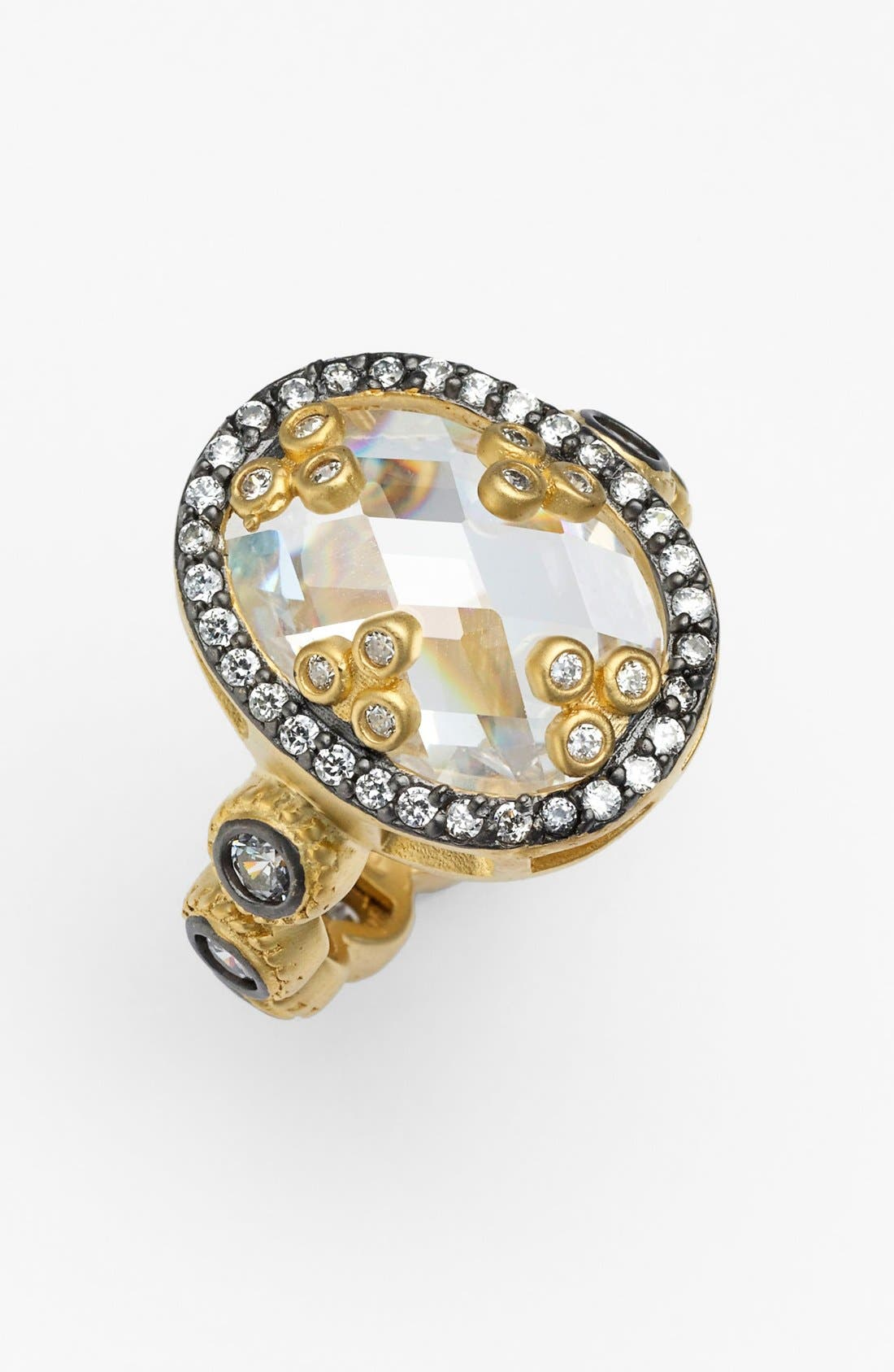 Alternate Image 1 Selected - FREIDA ROTHMAN 'Metropolitan' Mirror Ring