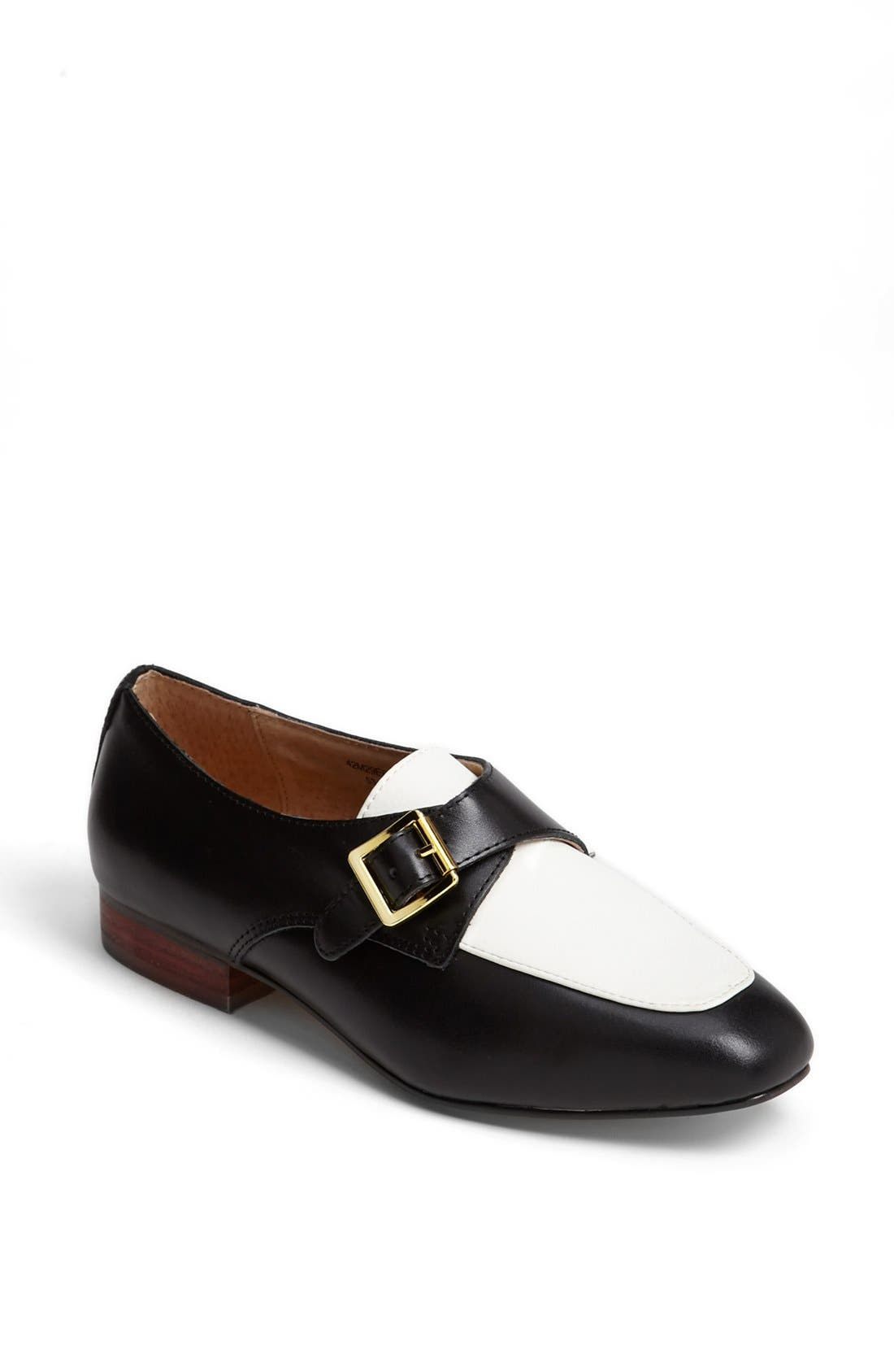 Main Image - Topshop 'Matie' Monk Strap Shoe