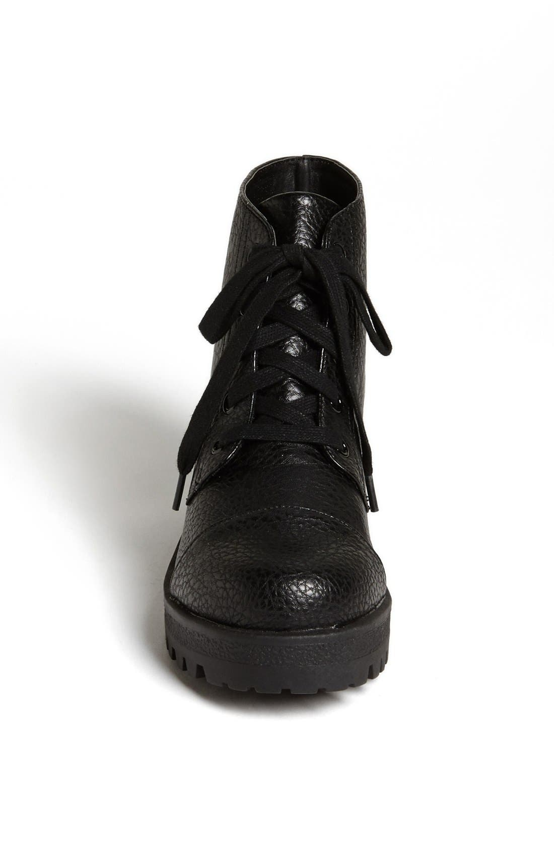 Alternate Image 3  - Topshop 'Maxwell' Heavy Sole Boot