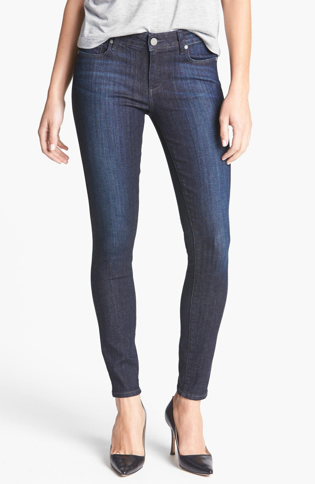 Alternate Image 1 Selected - Paige Denim 'Verdugo' Ultra Skinny Jeans (Rainier)