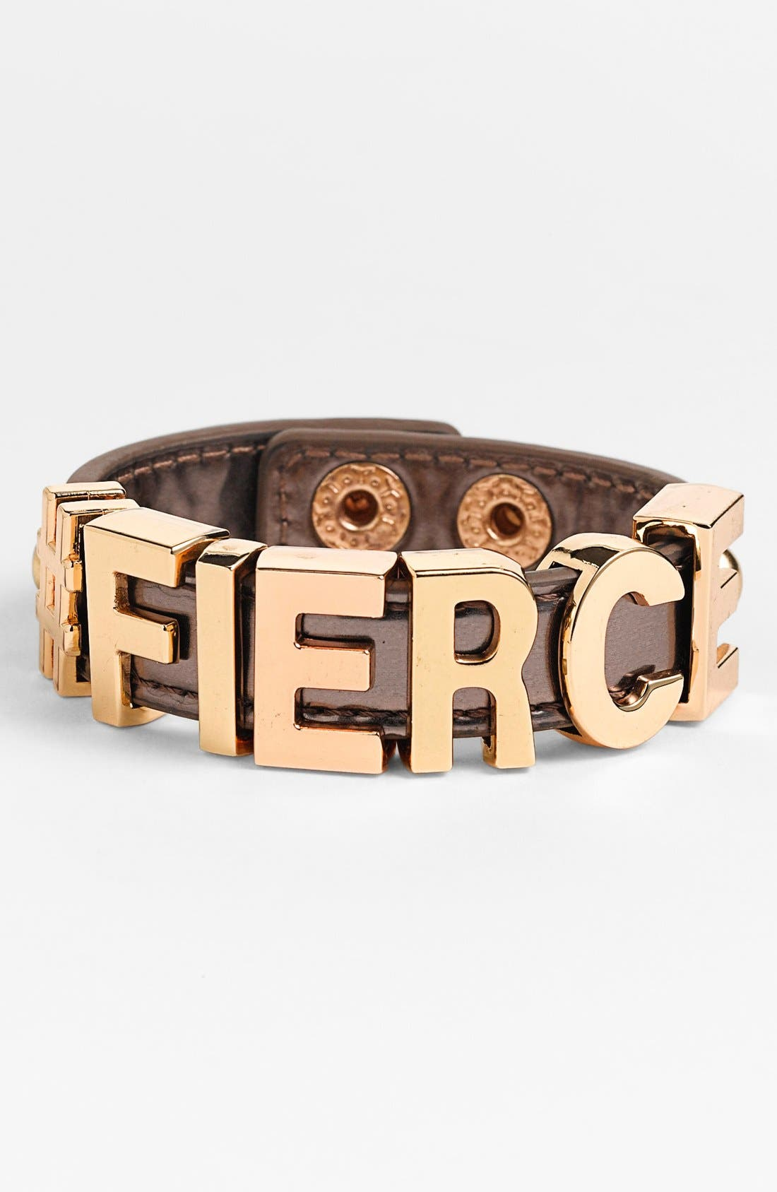 Alternate Image 1 Selected - BCBGeneration 'Hashtag Fierce' Bracelet