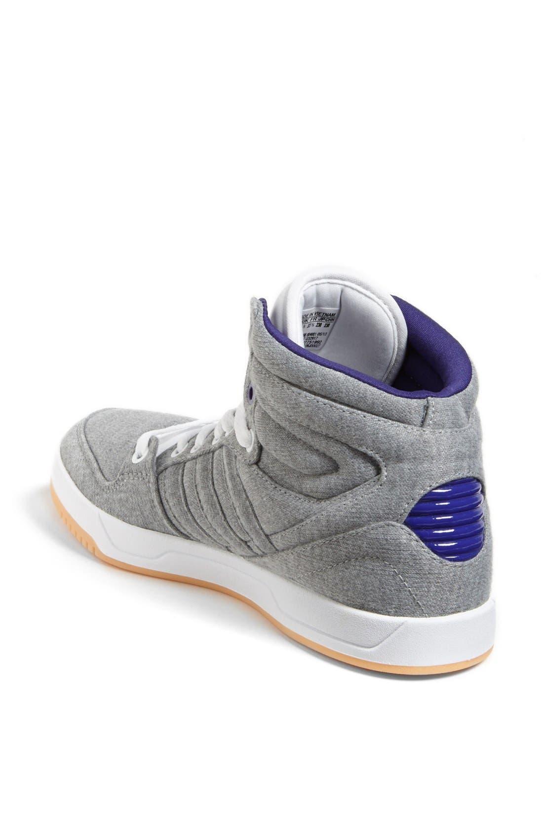 Alternate Image 2  - adidas 'Court Attitude' Sneaker (Women)