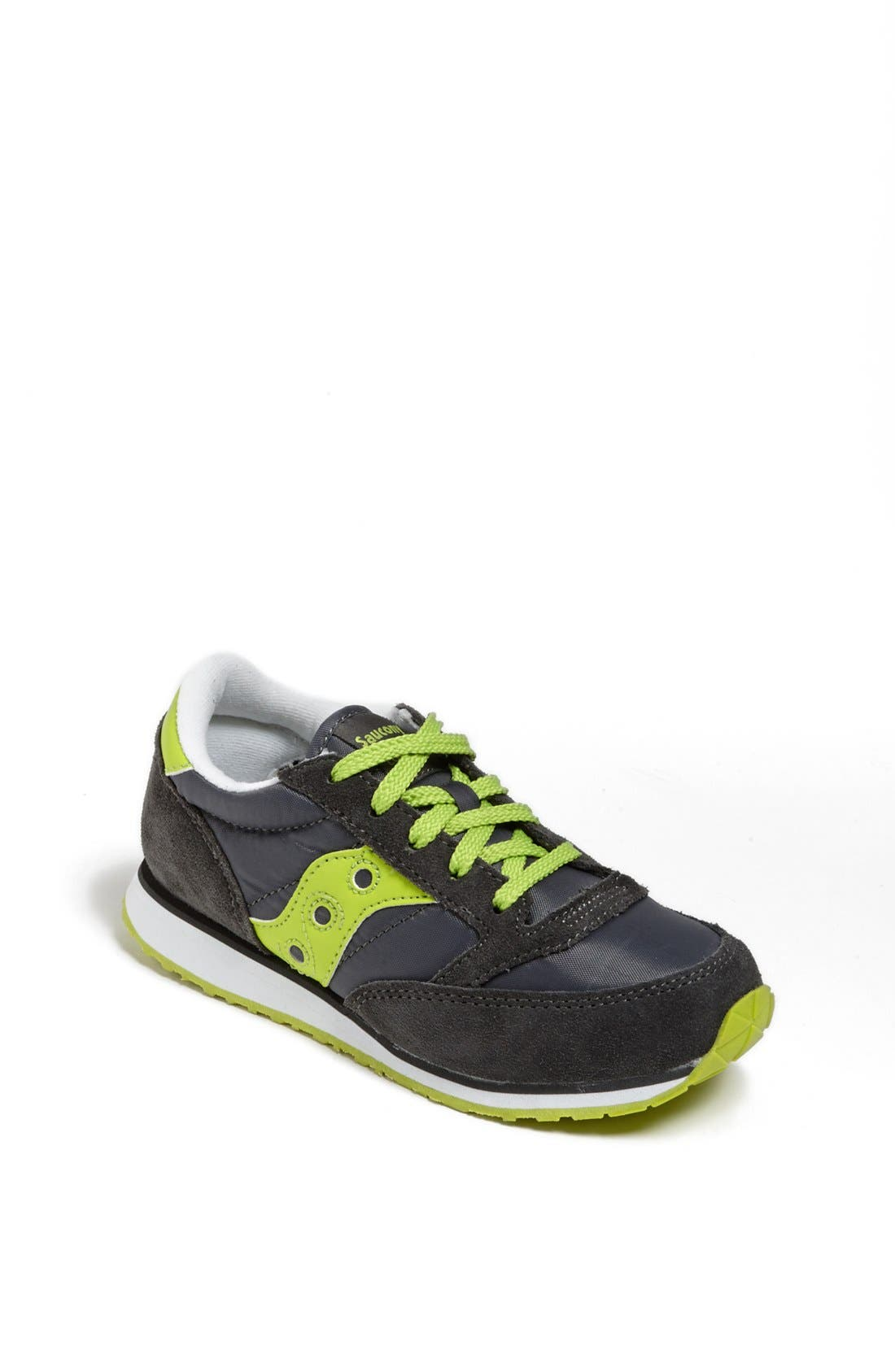 Alternate Image 1 Selected - Saucony 'Jazz - LowPro' Sneaker (Toddler & Little Kid)