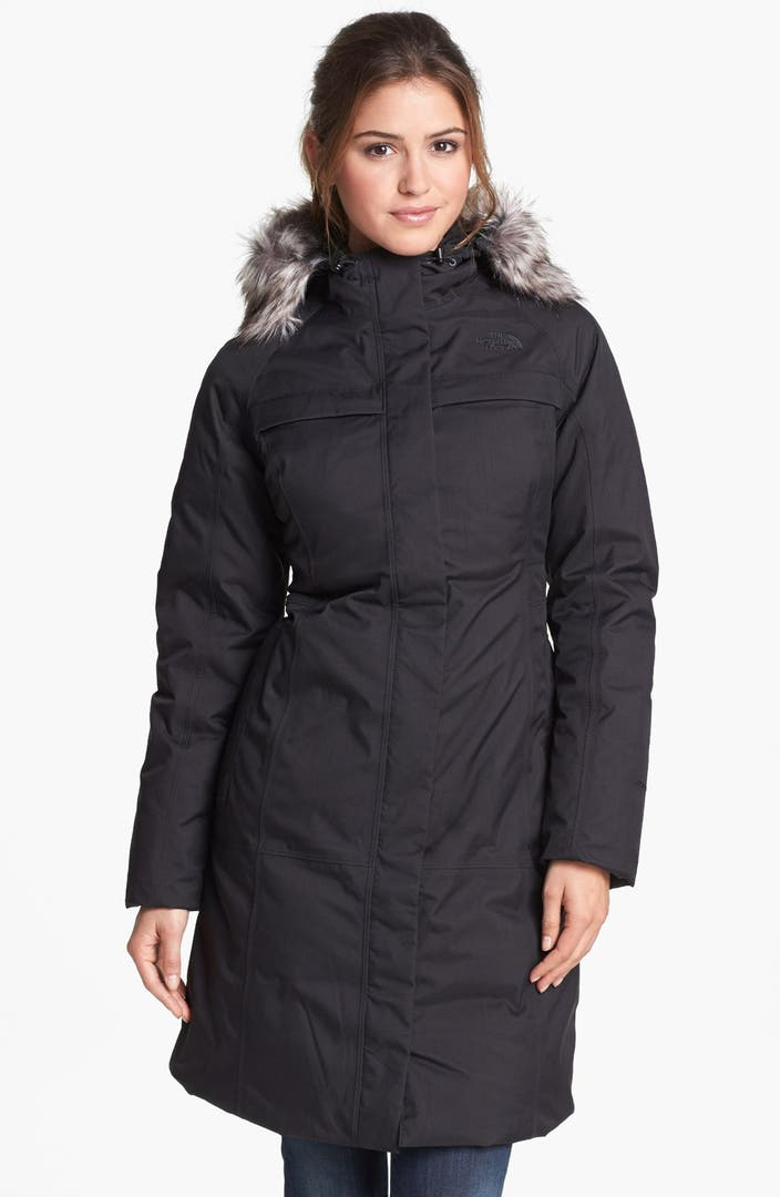 the north face 39 arctic 39 down parka nordstrom. Black Bedroom Furniture Sets. Home Design Ideas