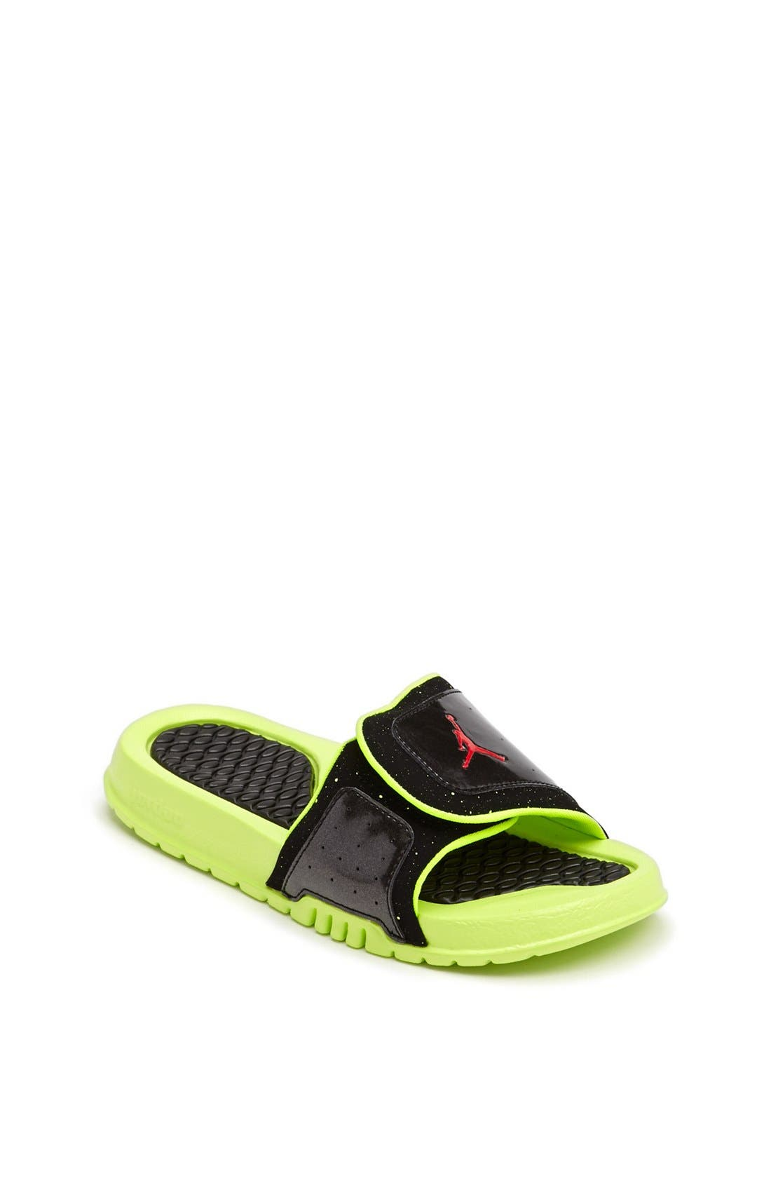 Alternate Image 1 Selected - Nike 'Jordan Hydro II' Sandal (Big Kid)