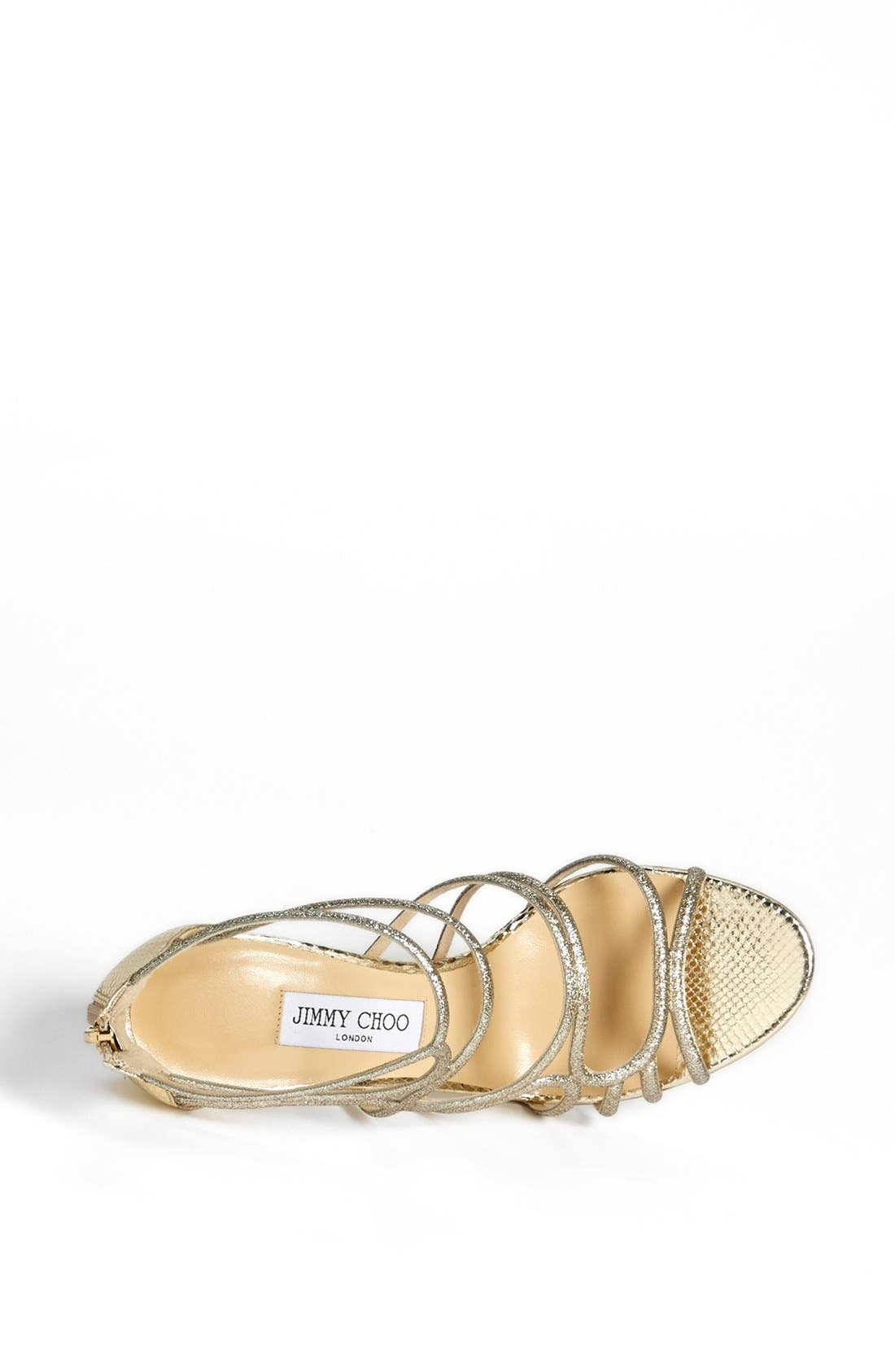 Alternate Image 3  - Jimmy Choo 'Sazerac' Sandal