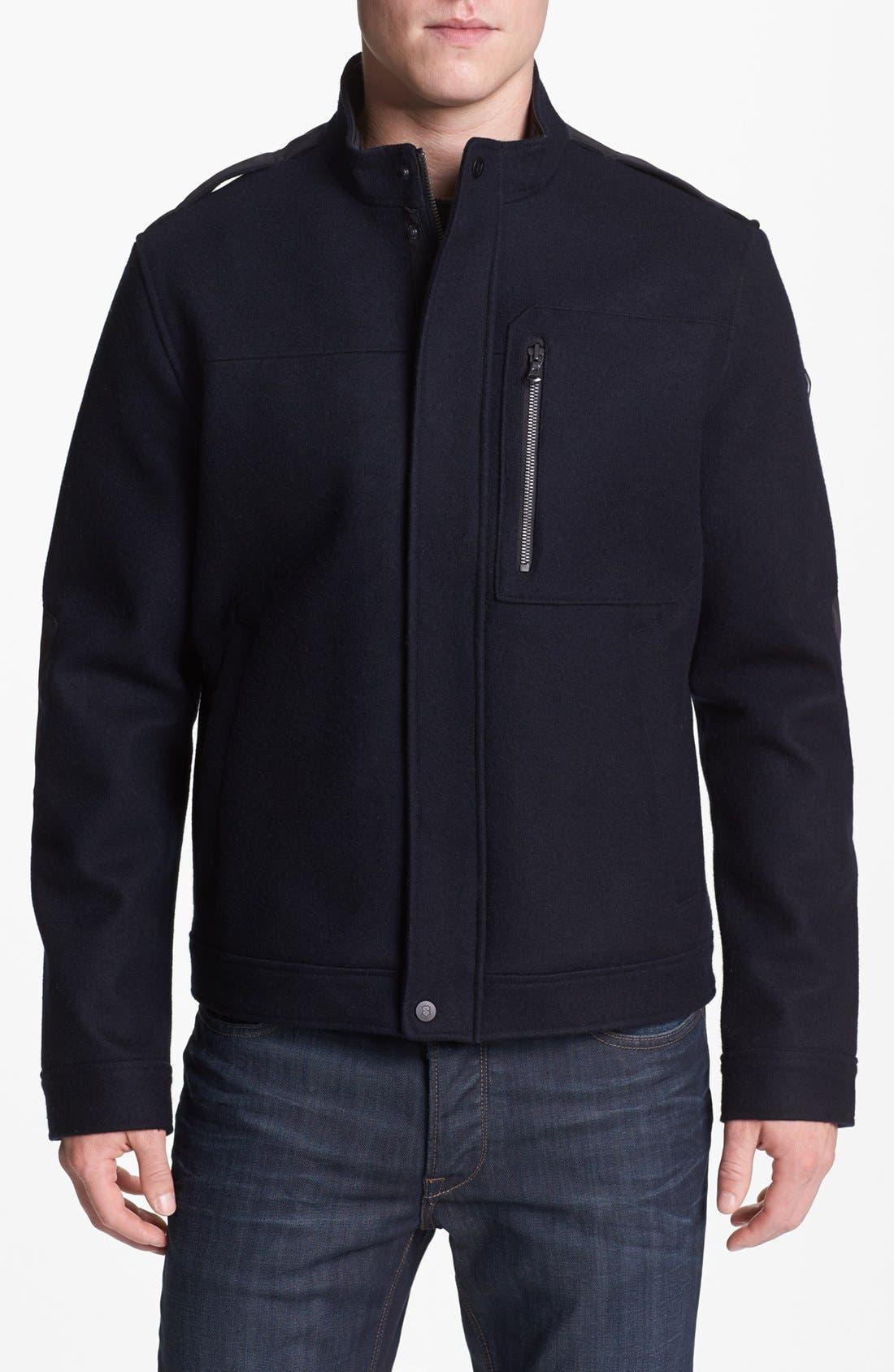 Main Image - Victorinox Swiss Army® 'Lieutenant' Jacket