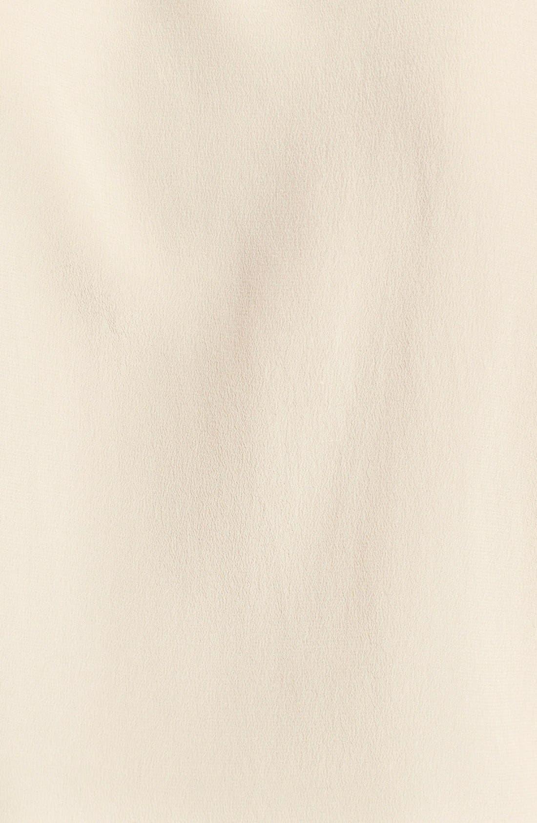 Alternate Image 3  - Nanette Lepore Embellished Silk Top