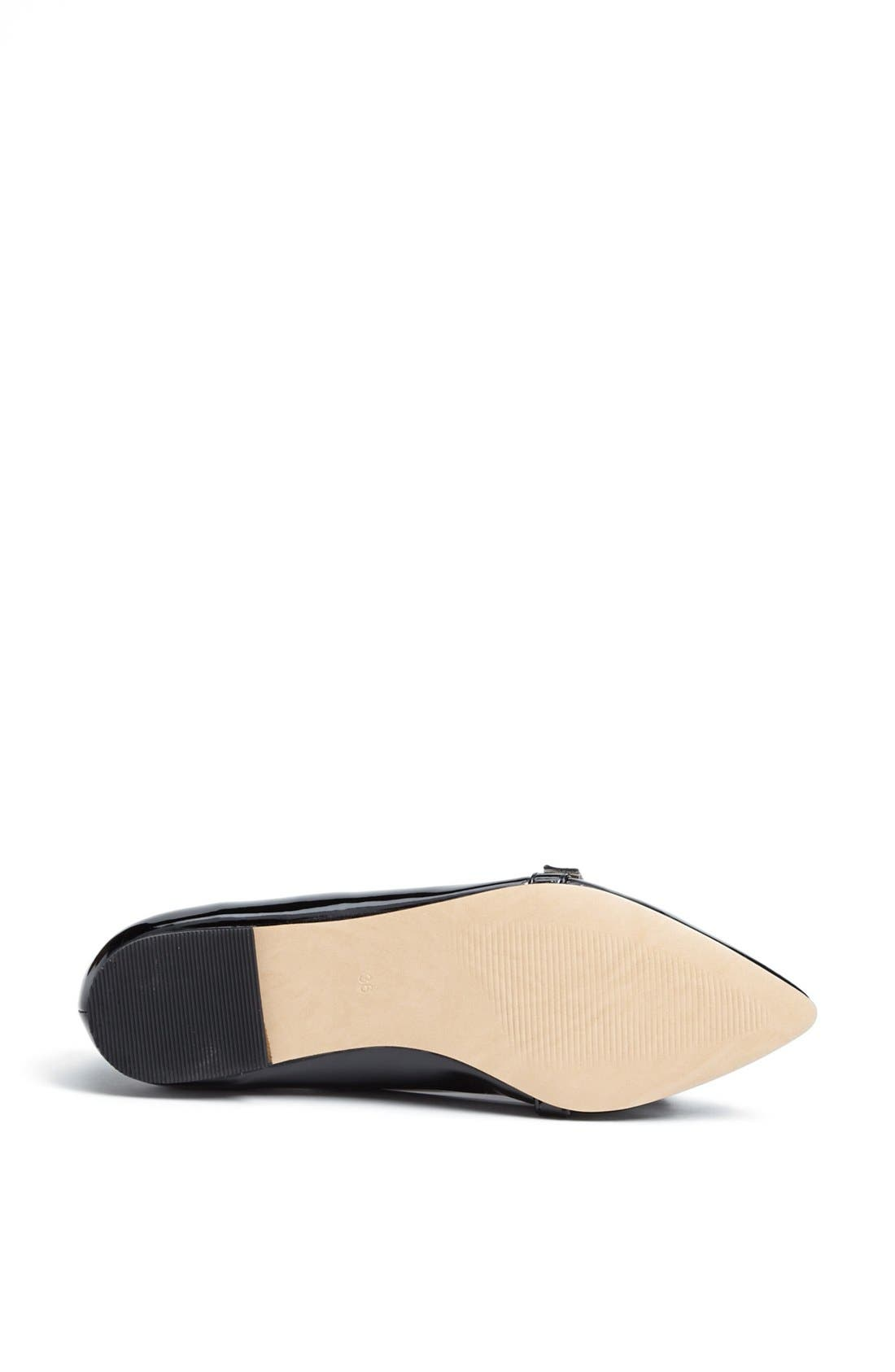 Alternate Image 4  - Carvela Kurt Geiger 'Hanny' Pointed Toe Flat