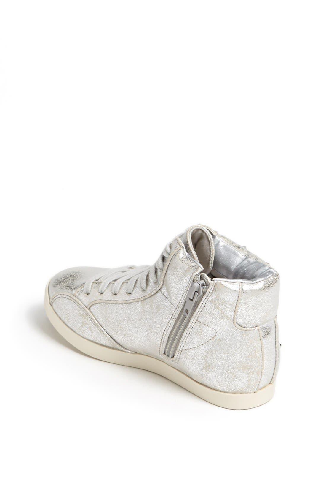 Alternate Image 2  - Steve Madden 'Tizzy' Stud Sneaker (Toddler)