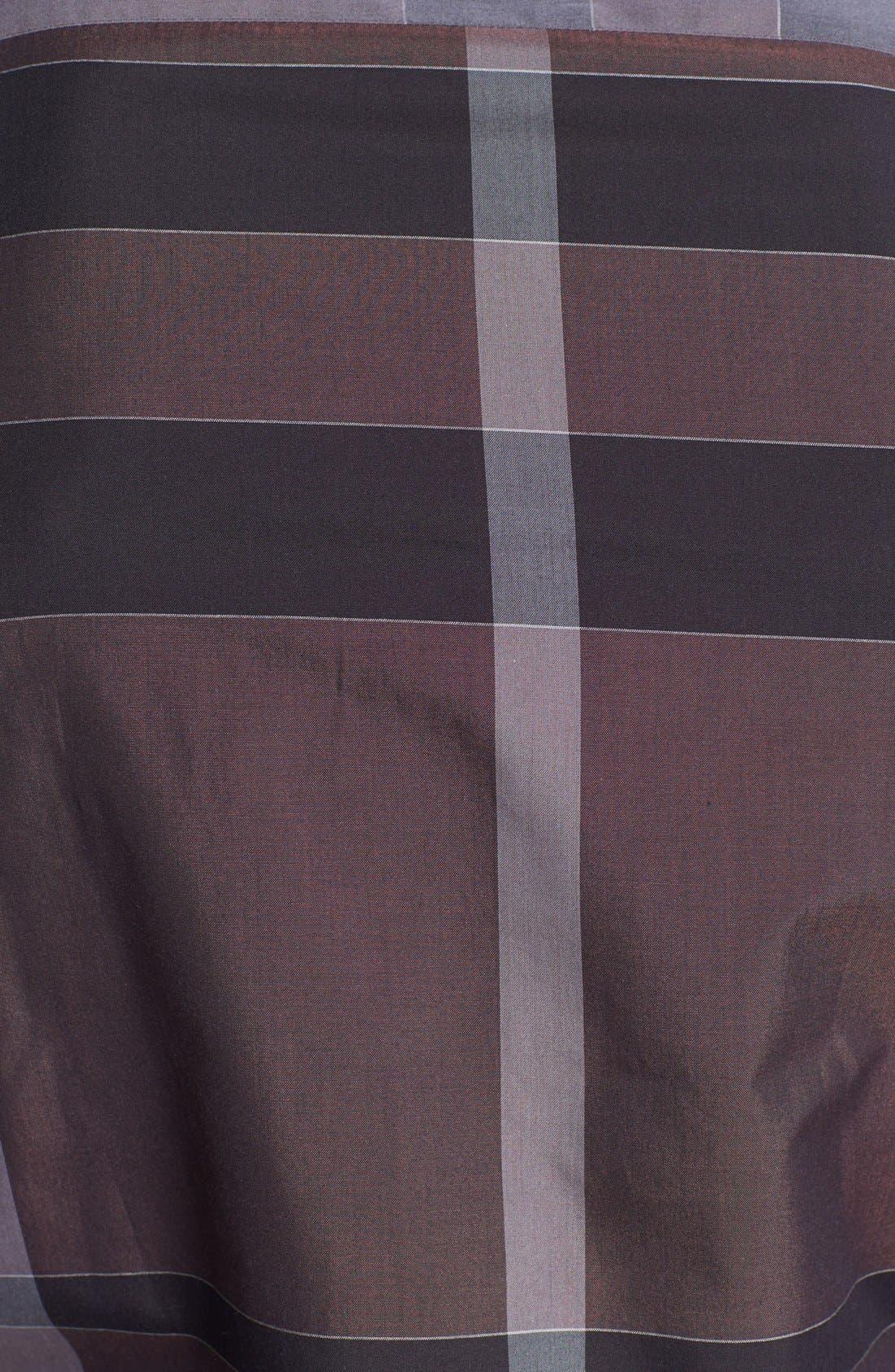 Alternate Image 3  - Burberry London 'Pulbury' Check Sport Shirt