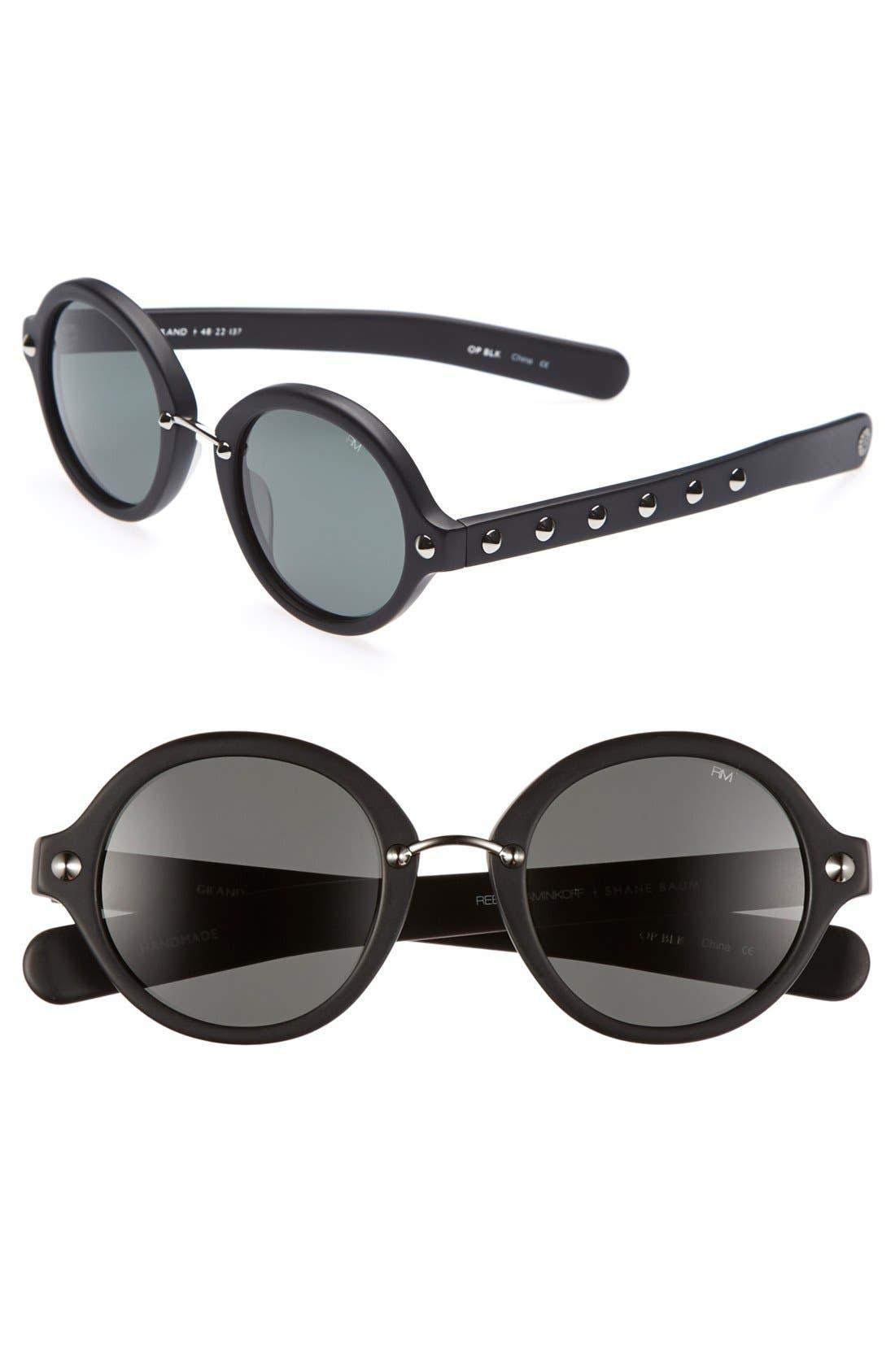 Alternate Image 1 Selected - Rebecca Minkoff 'Grand' 48mm Sunglasses