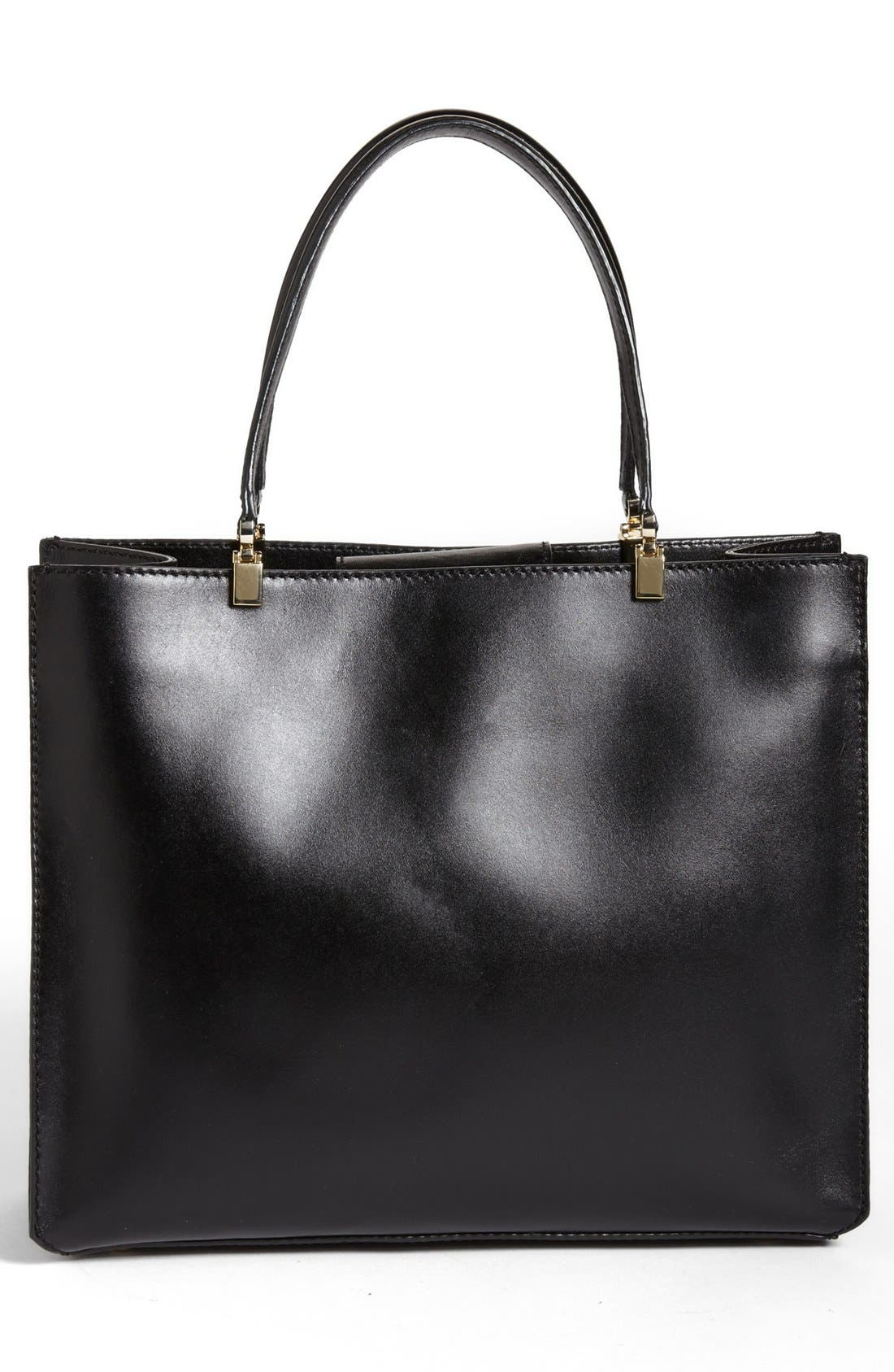 Alternate Image 4  - kate spade new york 'wise owl quinn' tote, medium