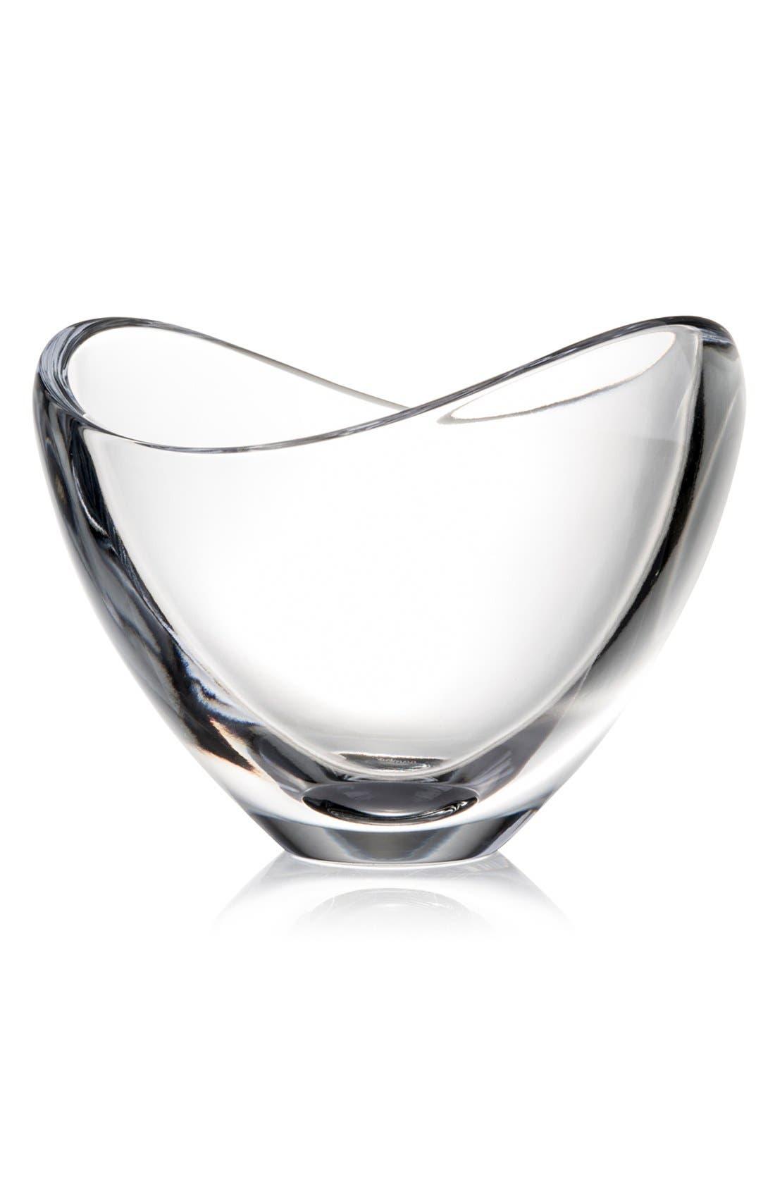 Main Image - Nambé 'Butterfly' Full-Lead Crystal Bowl