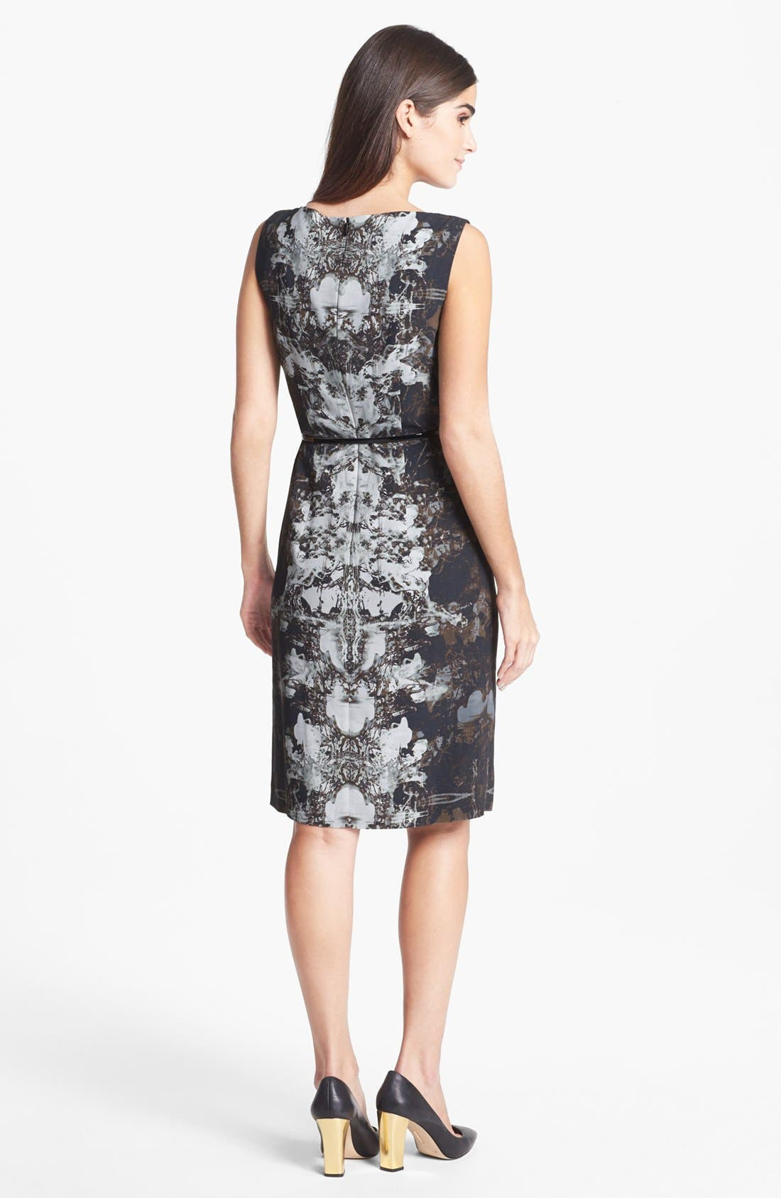 Alternate Image 2  - BOSS HUGO BOSS 'Dinoma' Dress