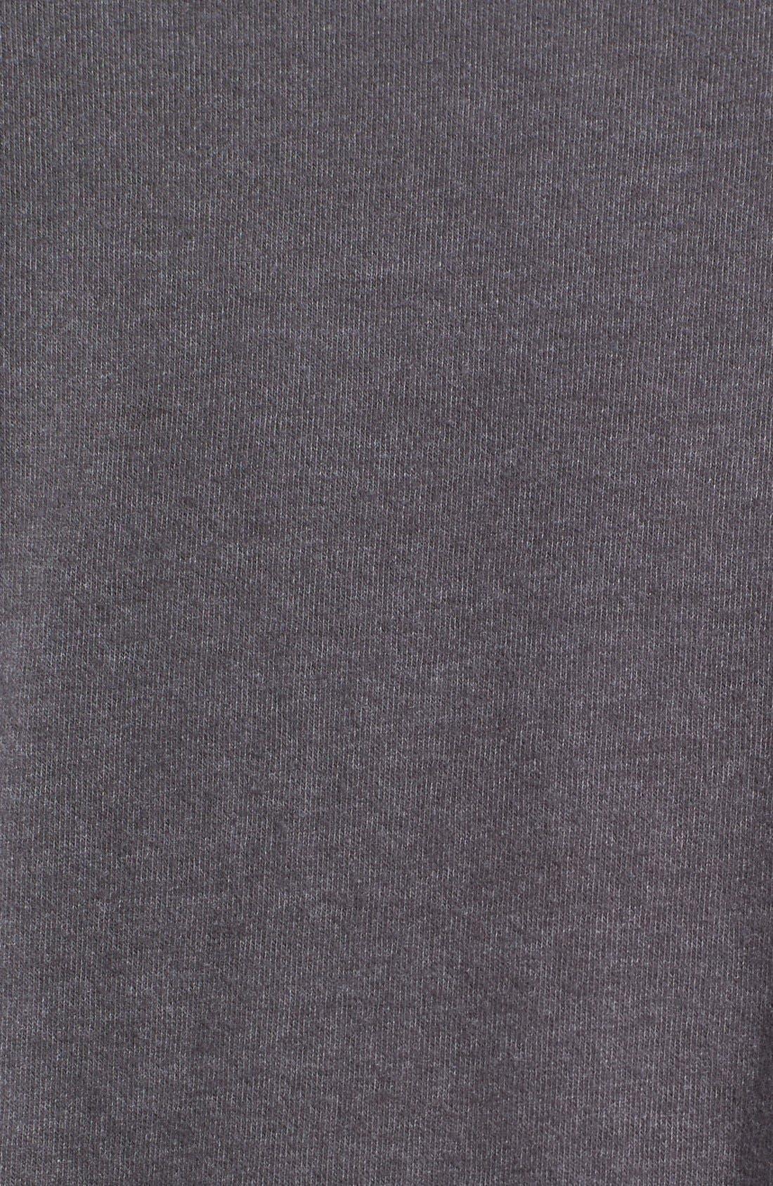 Alternate Image 3  - James Perse Cowl Neck Dolman Sleeve Dress