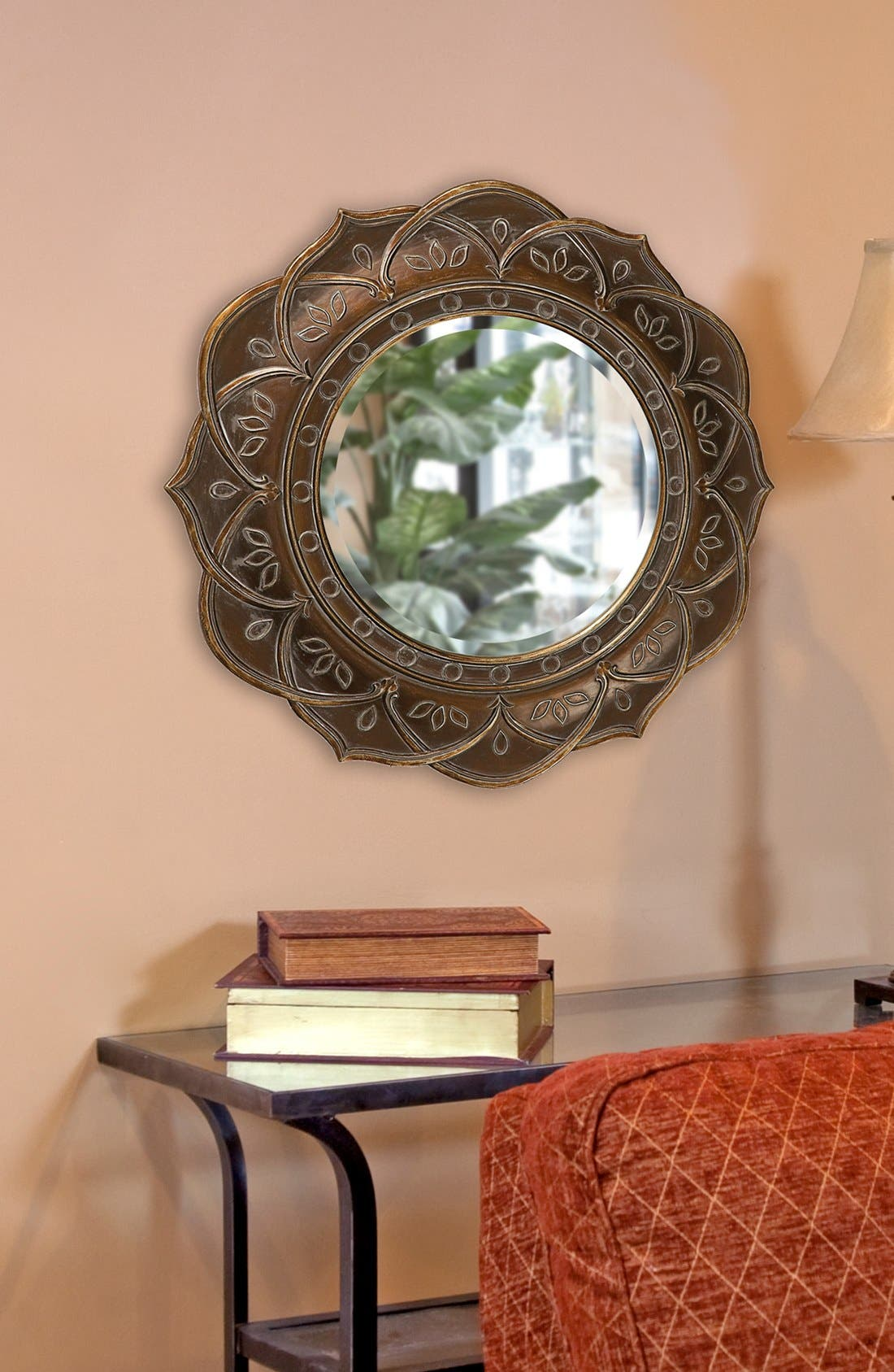 Alternate Image 3  - Howard Elliott Collection 'Erica' Mirror