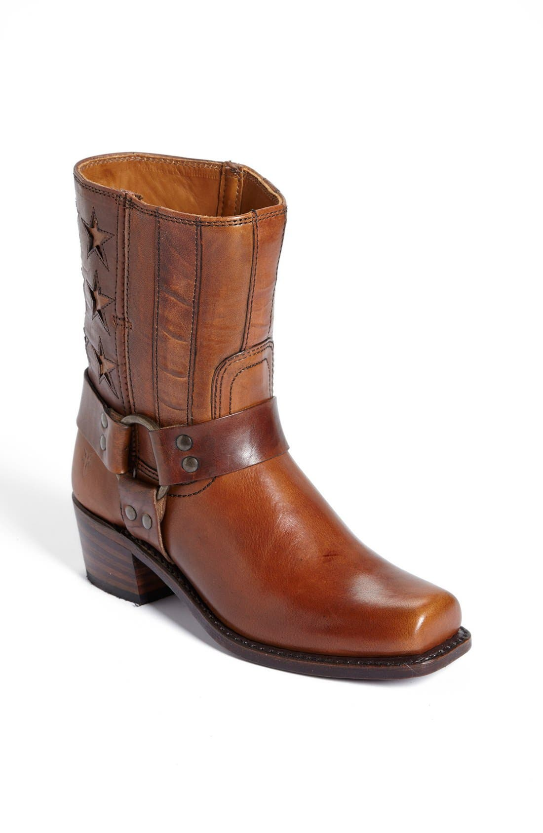 Main Image - Frye 'Harness Americana' Bootie (Limited Edition)