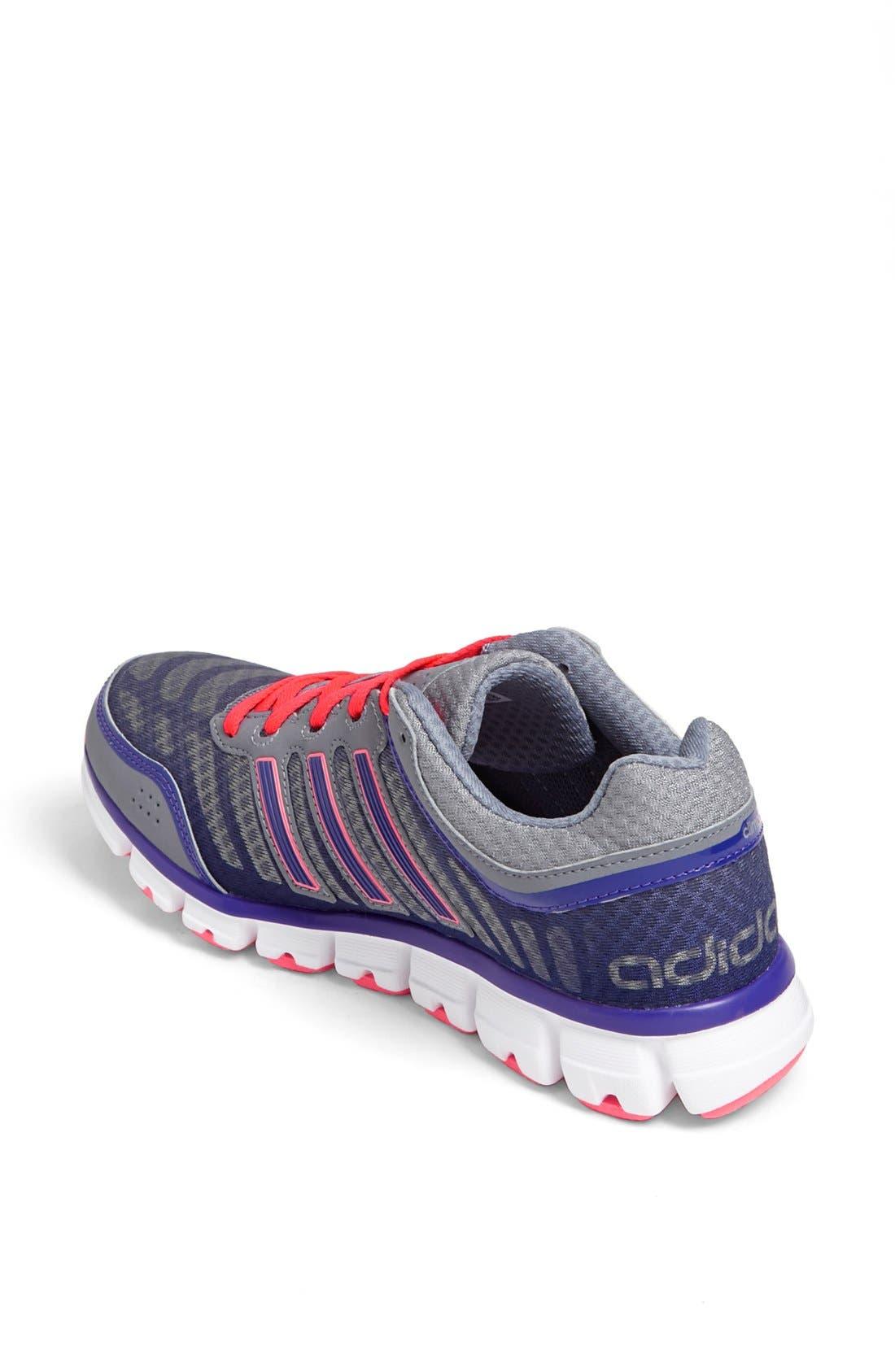 Alternate Image 2  - adidas 'CLIMACOOL® Aerate' Running Shoe (Women)