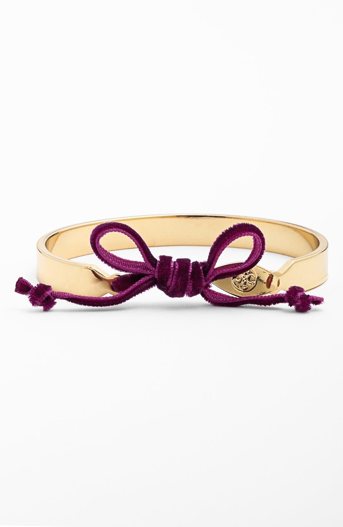 Alternate Image 1 Selected - Carbon Copy Tie Bracelet