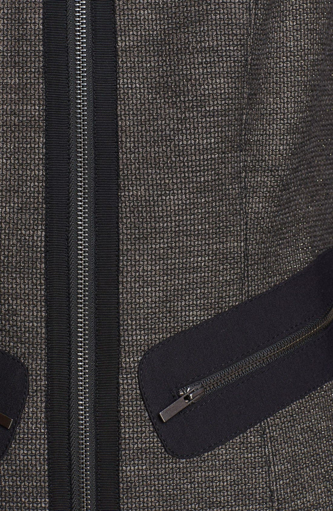 Alternate Image 3  - Classiques Entier® 'Crystal Weave' Jacket