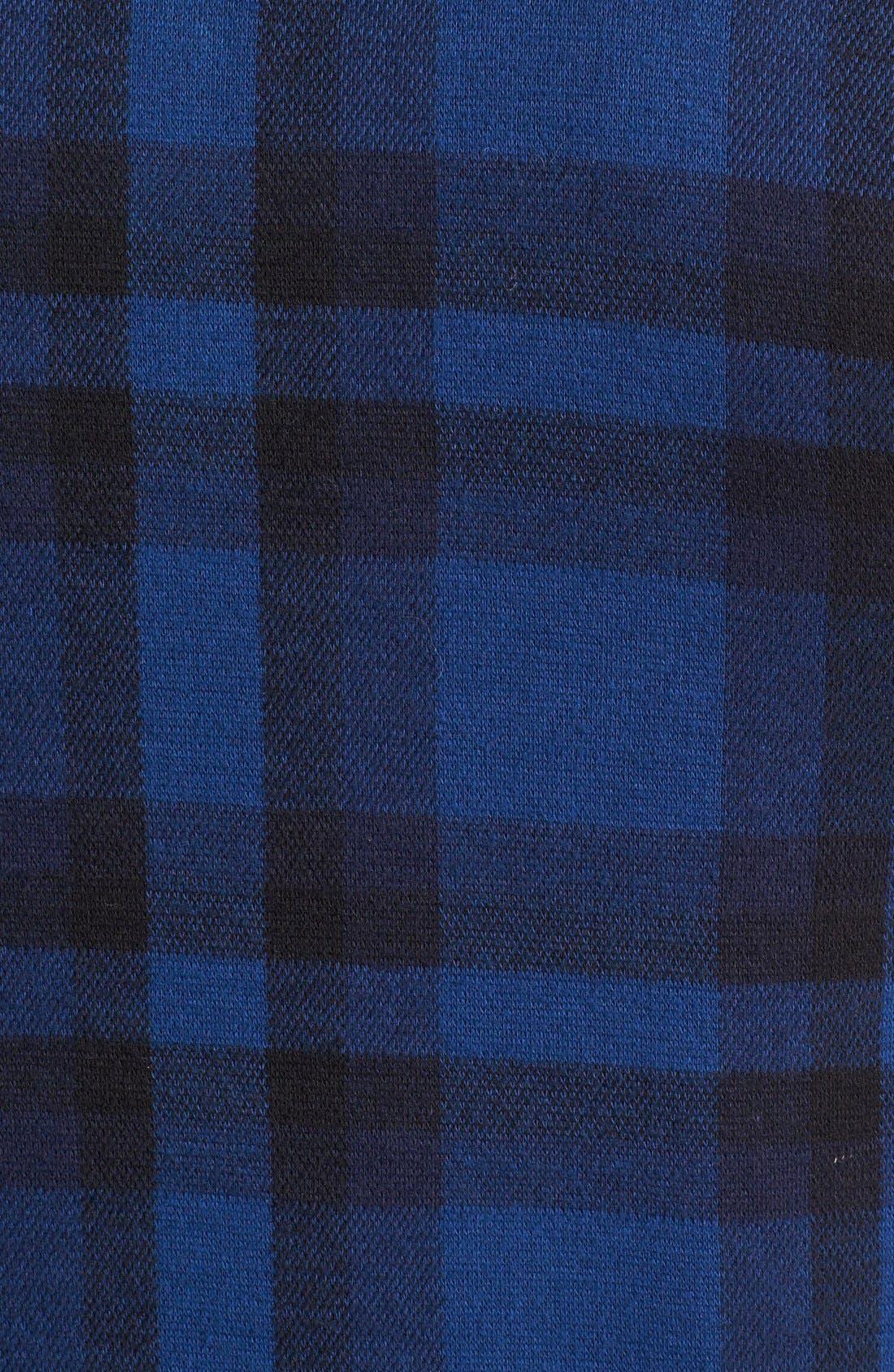 Alternate Image 3  - MARC BY MARC JACOBS 'Sheffield' Plaid Sweatshirt