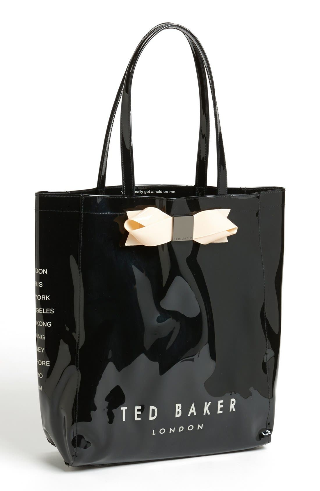 Alternate Image 1 Selected - Ted Baker London Bow Tote