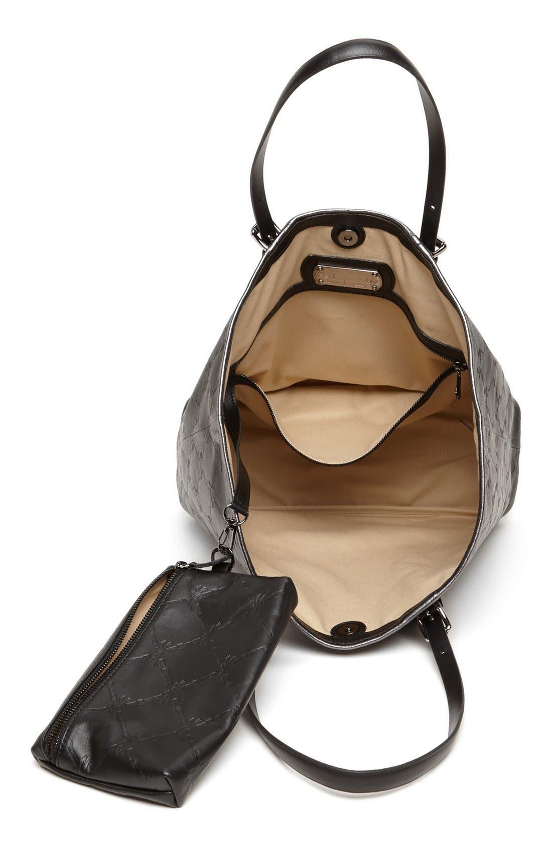 Alternate Image 3  - Longchamp 'LM Cuir - Medium' Leather Tote