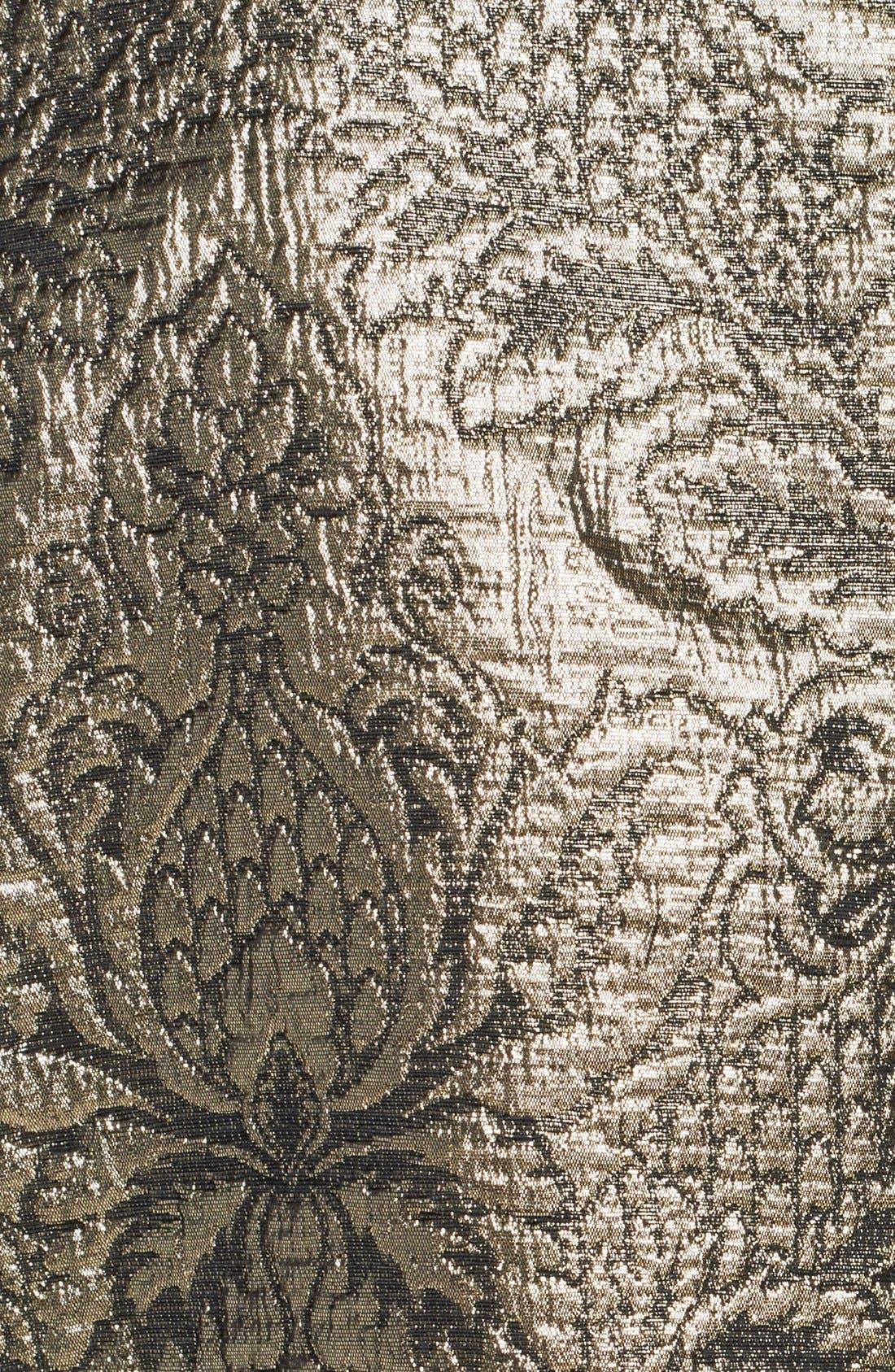 Alternate Image 3  - Zadig & Voltaire 'Volta' Metallic Brocade Jacket