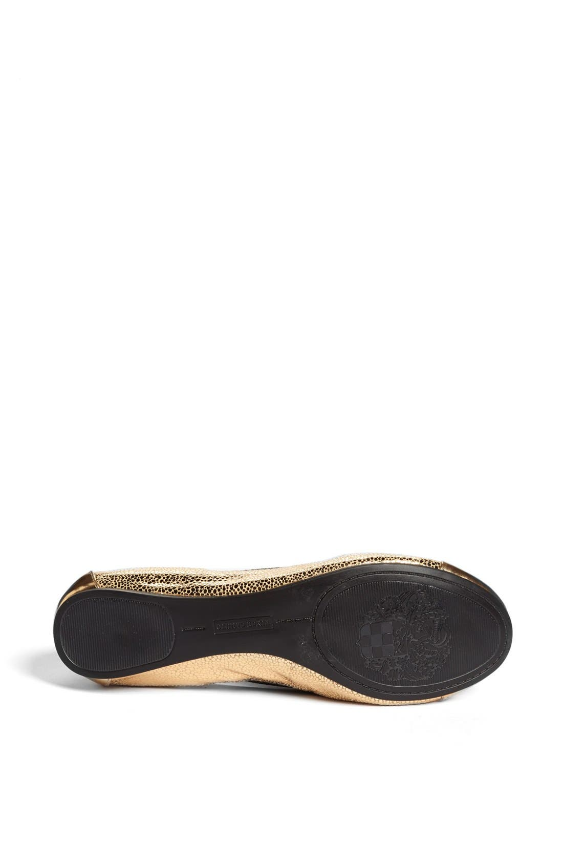 Alternate Image 4  - Vince Camuto 'Elisee' Leather Ballet Flat