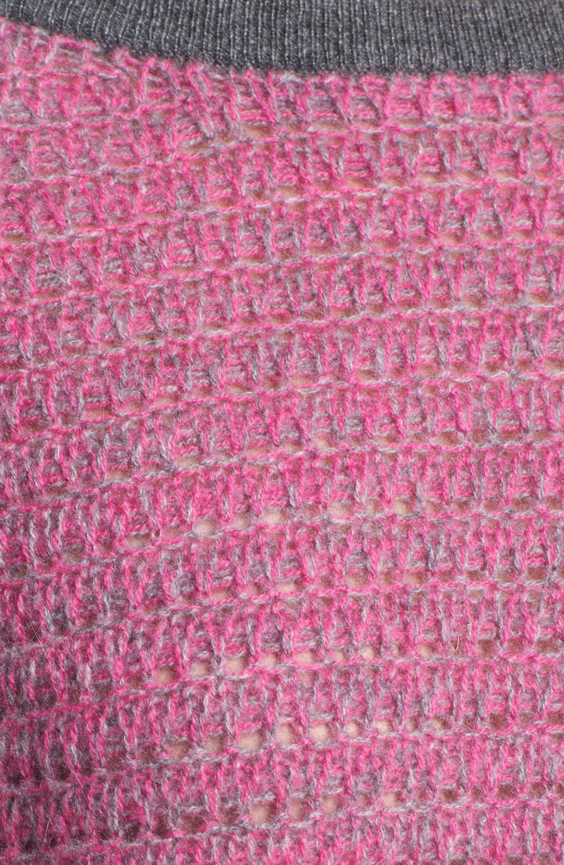 Alternate Image 3  - Diane von Furstenberg 'Nanette' Cashmere Sweater