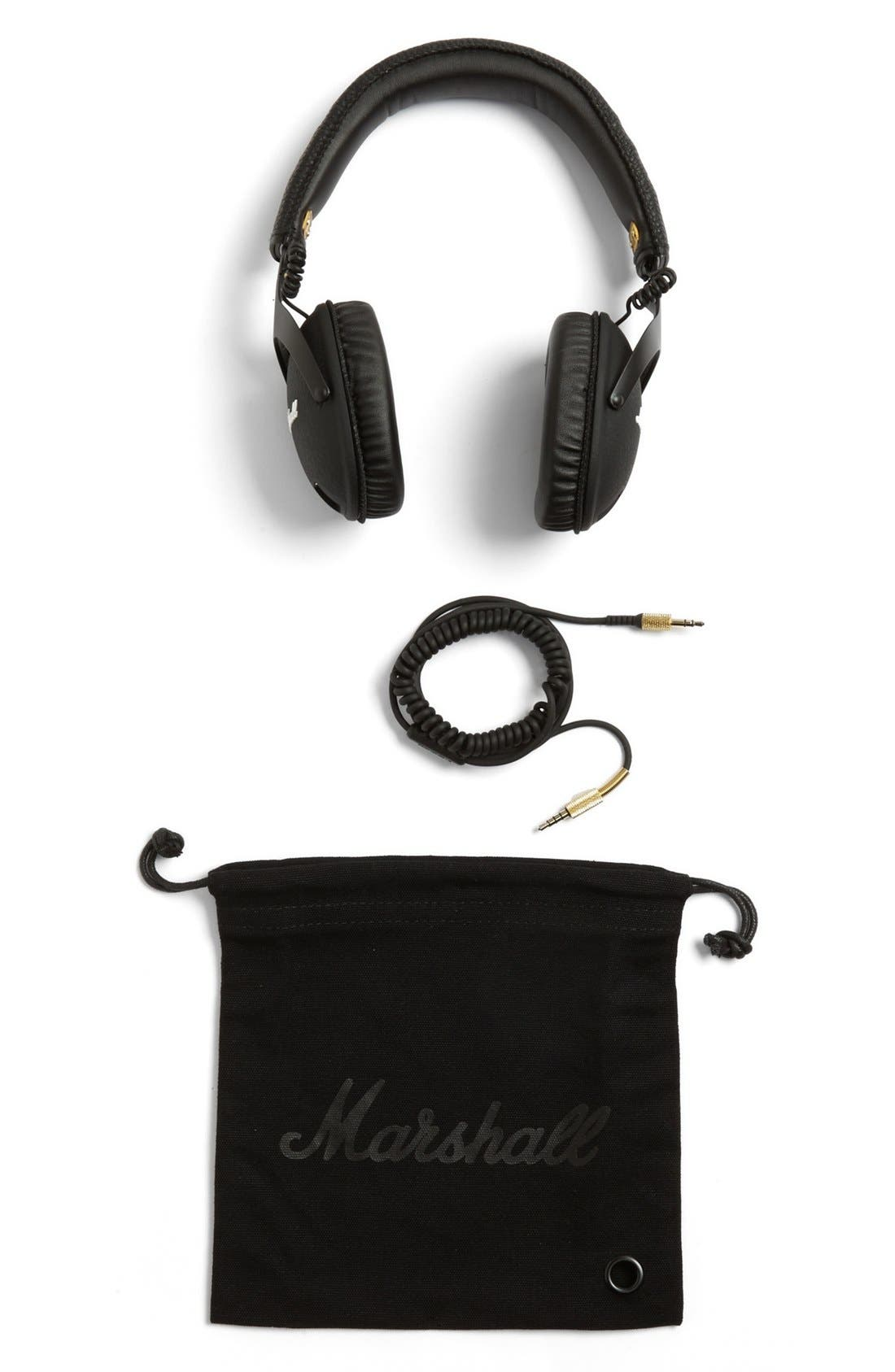 Alternate Image 2  - Marshall 'Monitor' Over Ear Headphones