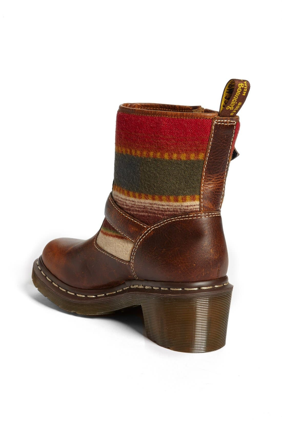 Alternate Image 2  - Pendleton for Dr. Martens Boot