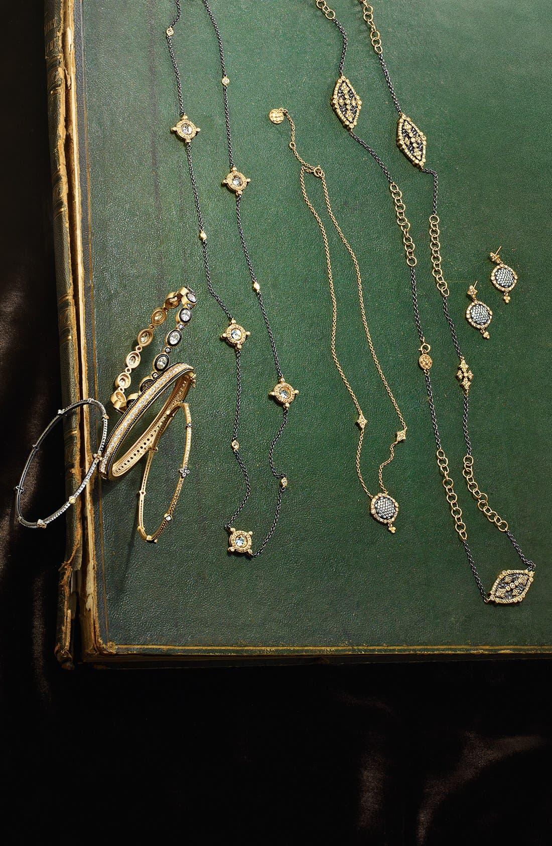 Alternate Image 3  - FREIDA ROTHMAN Disc Pendant Necklace