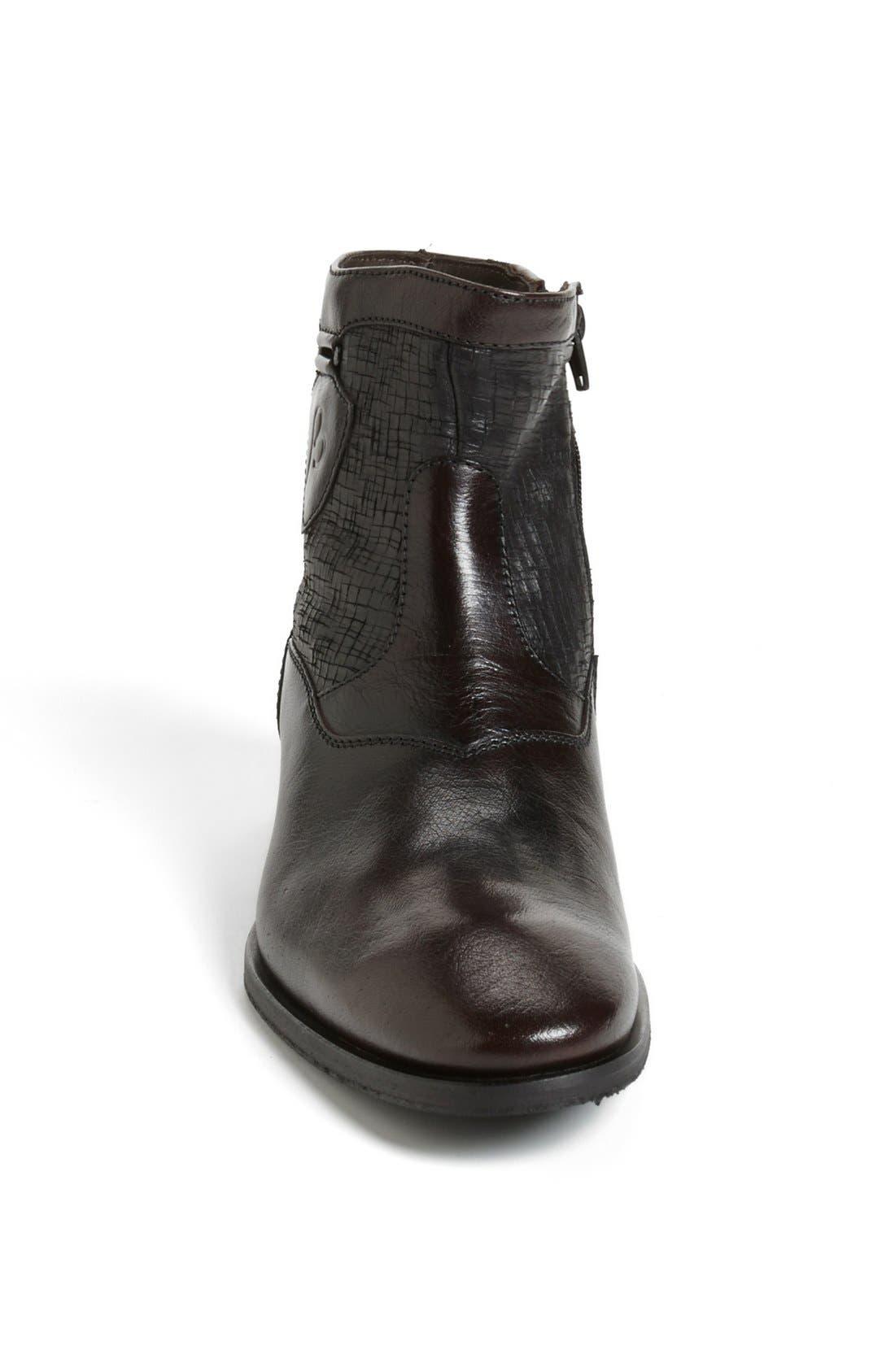 Alternate Image 3  - Bacco Bucci 'Devito' Zip boot (Men) (Online Only)