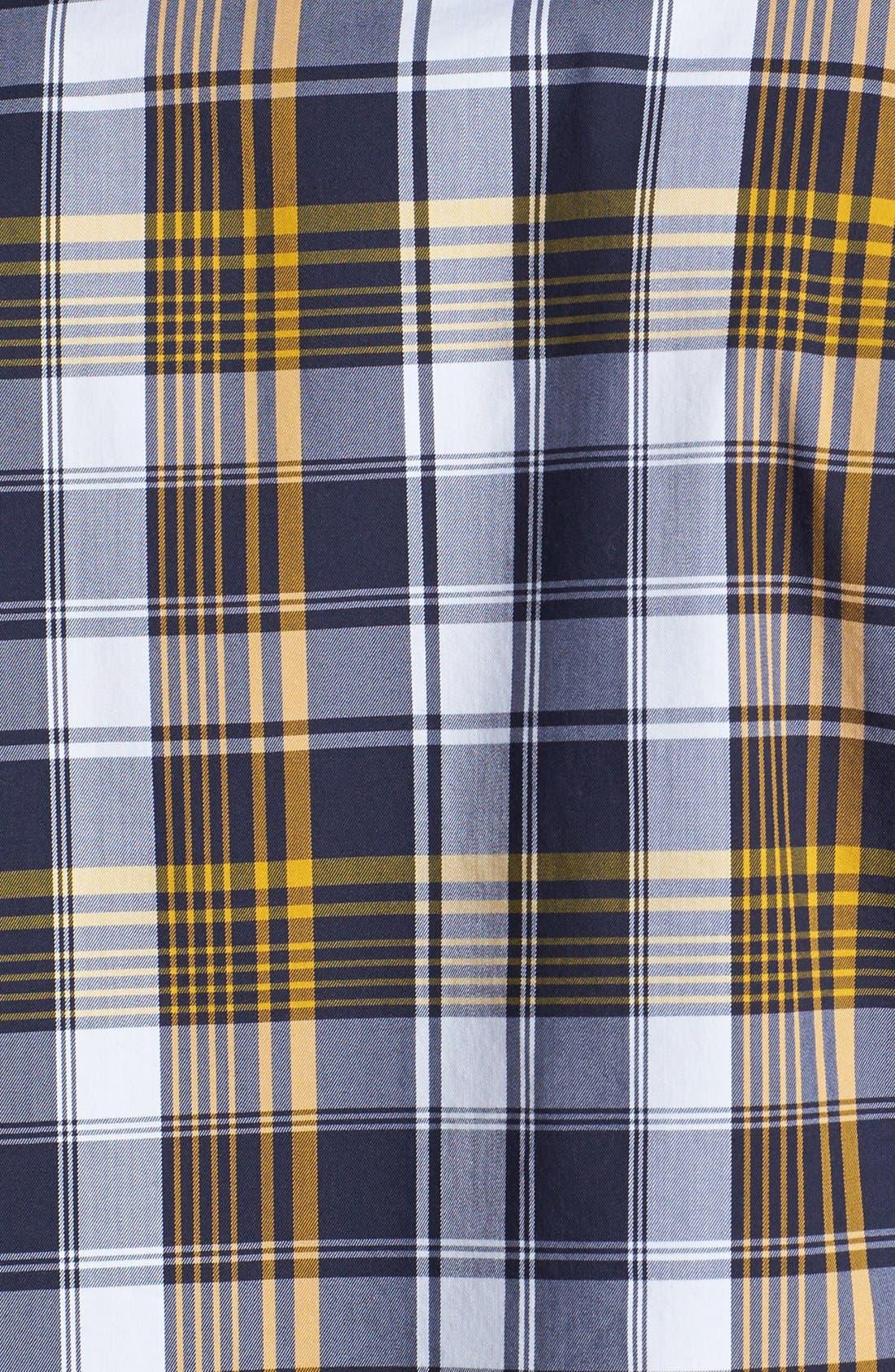 Alternate Image 3  - Victorinox Swiss Army® 'Villamont' Tailored Fit Sport Shirt