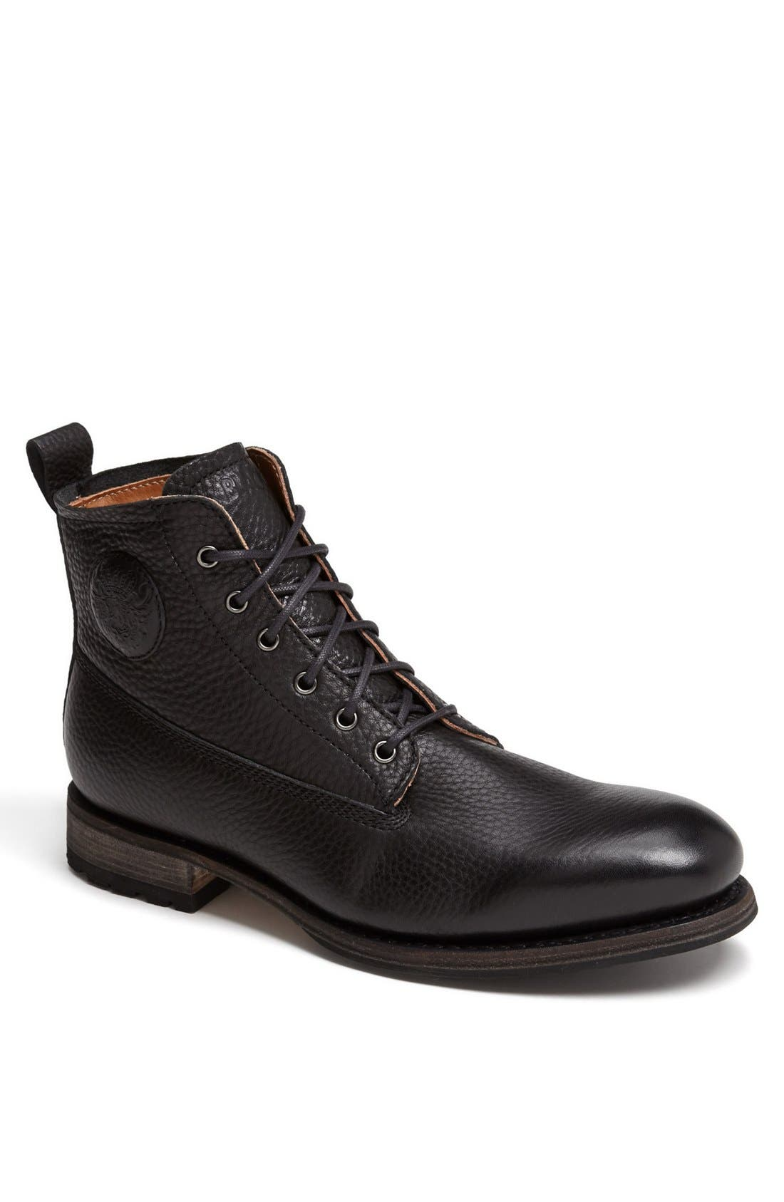 Blackstone 'GM 09' Plain Toe Boot (Men)