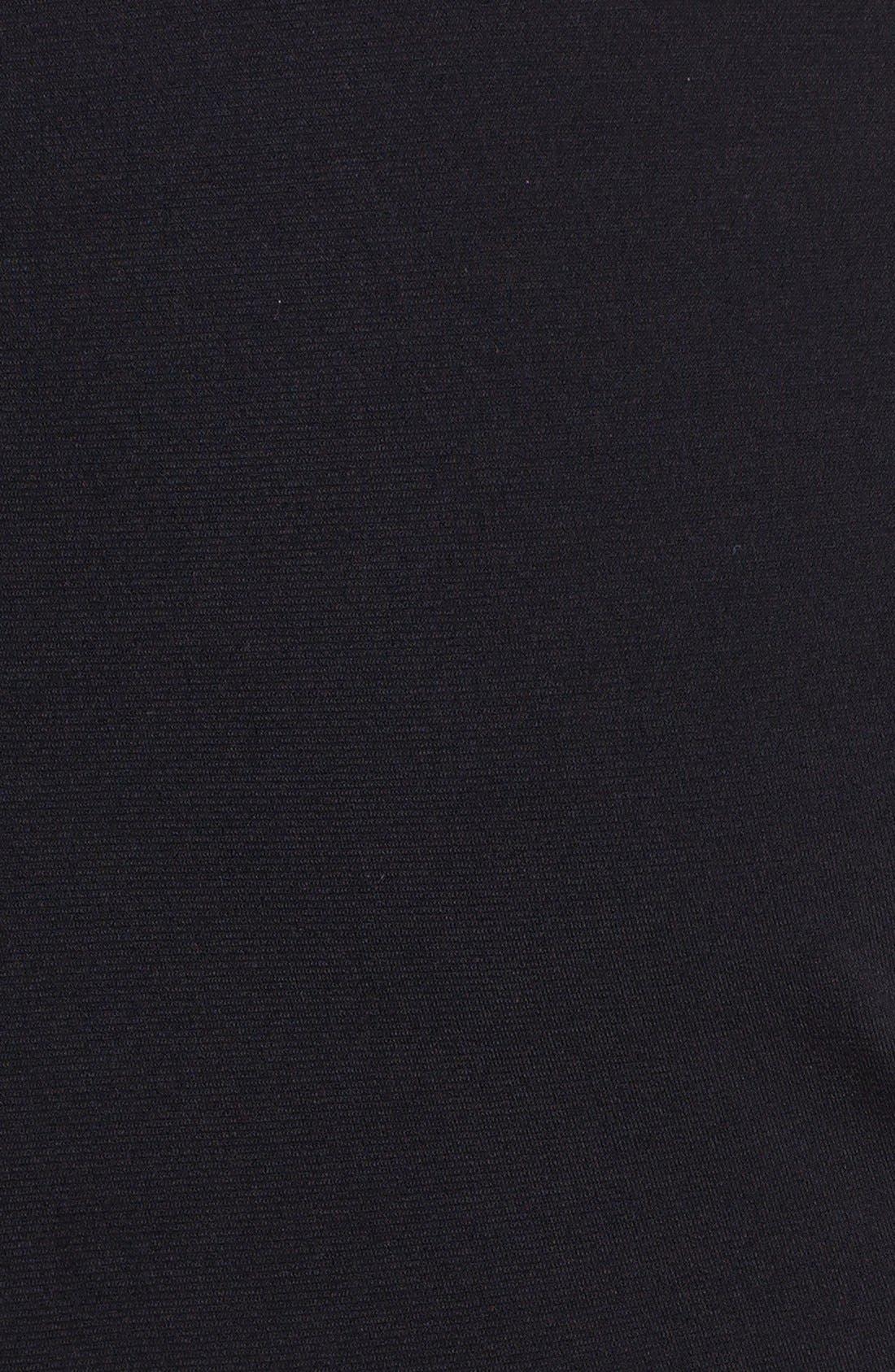 Alternate Image 3  - Evans Embellished Jersey Maxi Dress (Plus Size)