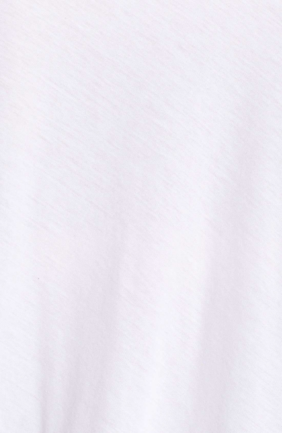 Alternate Image 3  - Eileen Fisher Classic Collar Organic Cotton Shirt