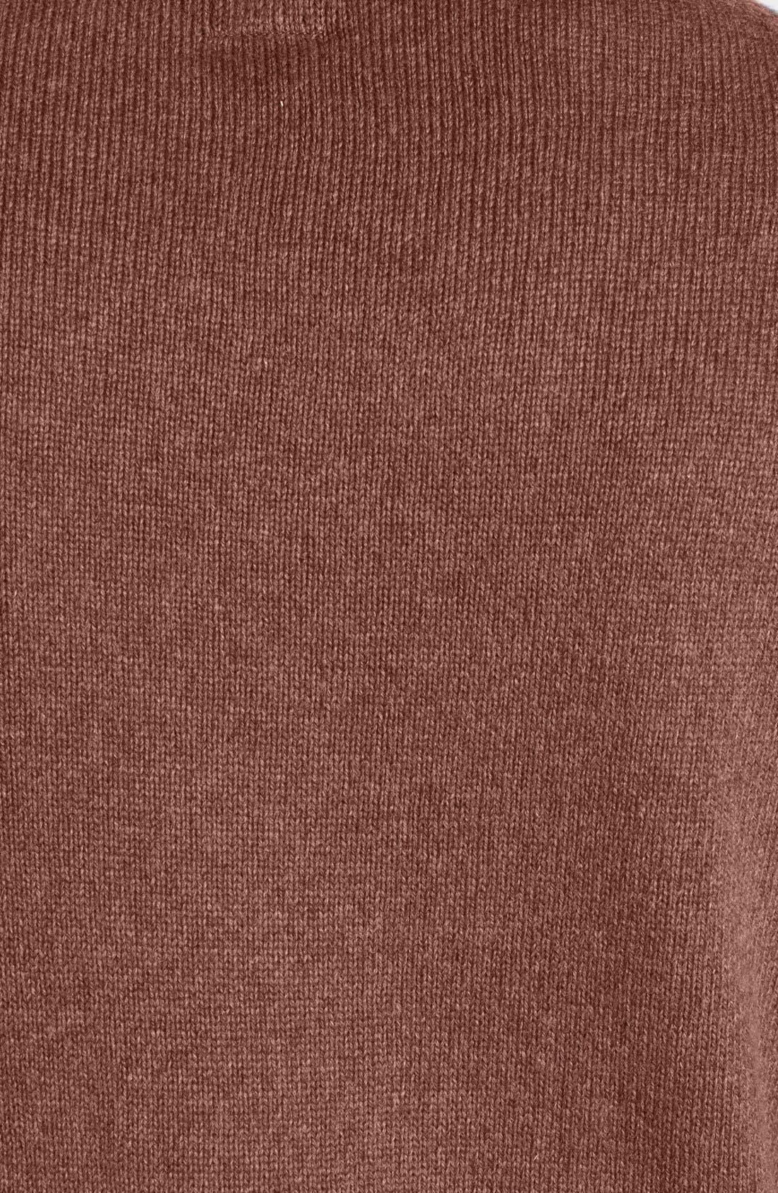 Alternate Image 3  - RVCA 'Briza' Crewneck Sweater