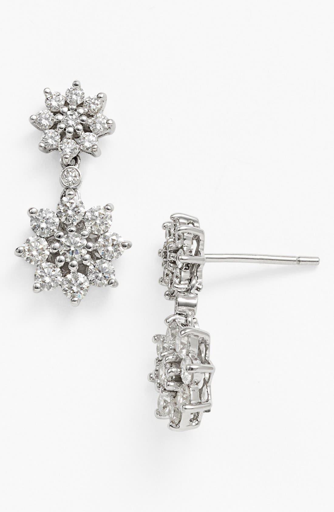 Alternate Image 1 Selected - Kwiat 'Blooms' Diamond