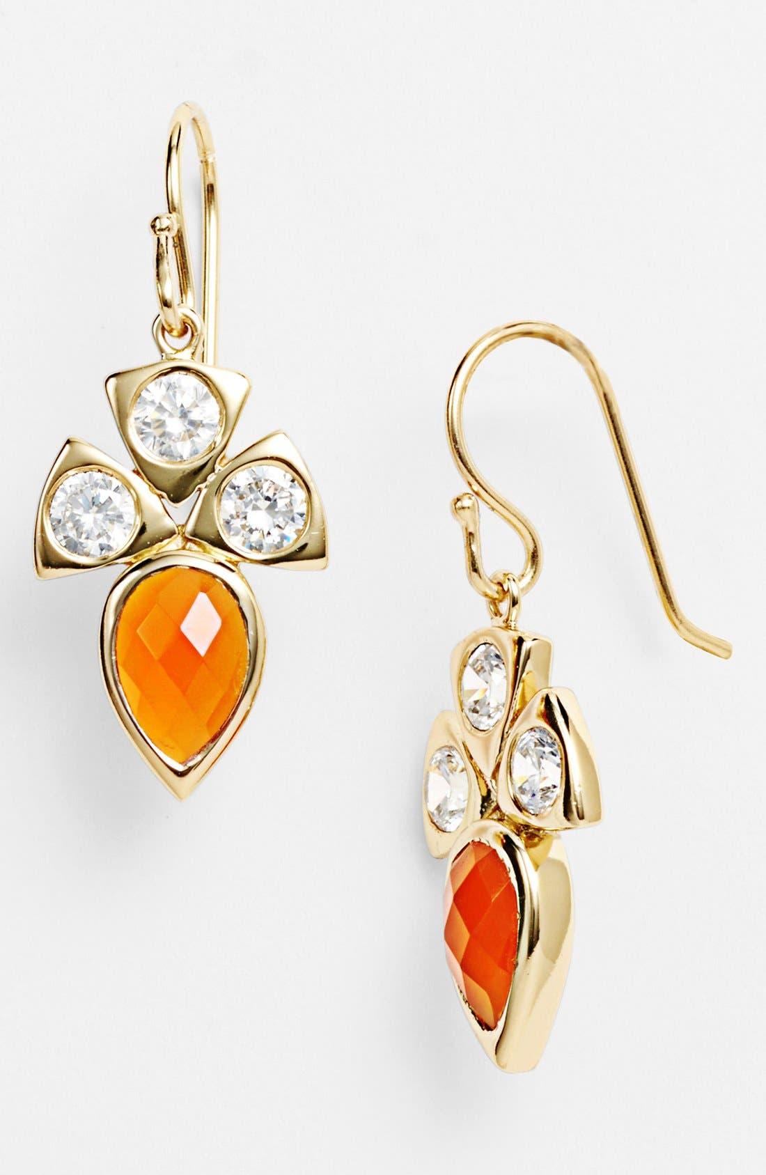 Main Image - Melinda Maria 'Mosaic - Bari' Drop Earrings