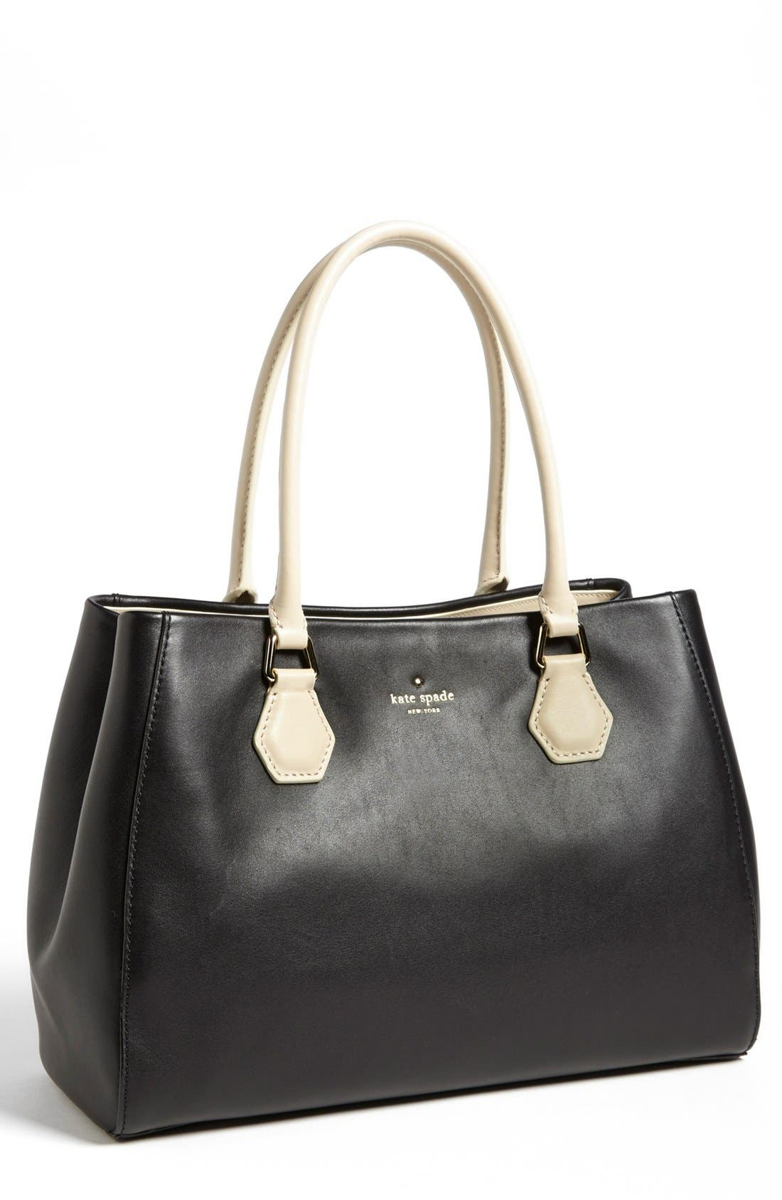 Alternate Image 1 Selected - kate spade new york 'catherine street - wensley' leather tote