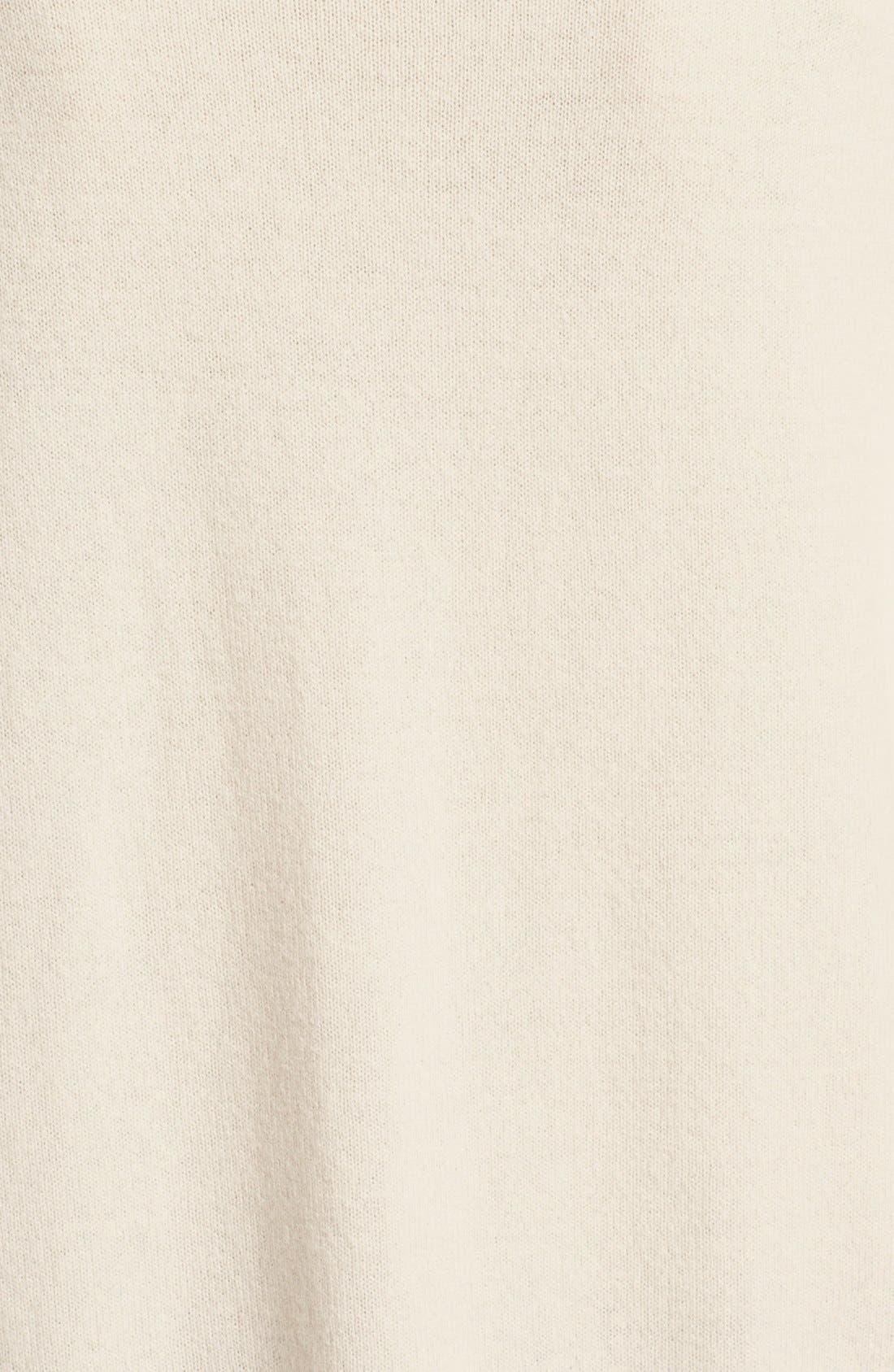 Alternate Image 3  - Vince 'Square' Raglan Cashmere Sweater