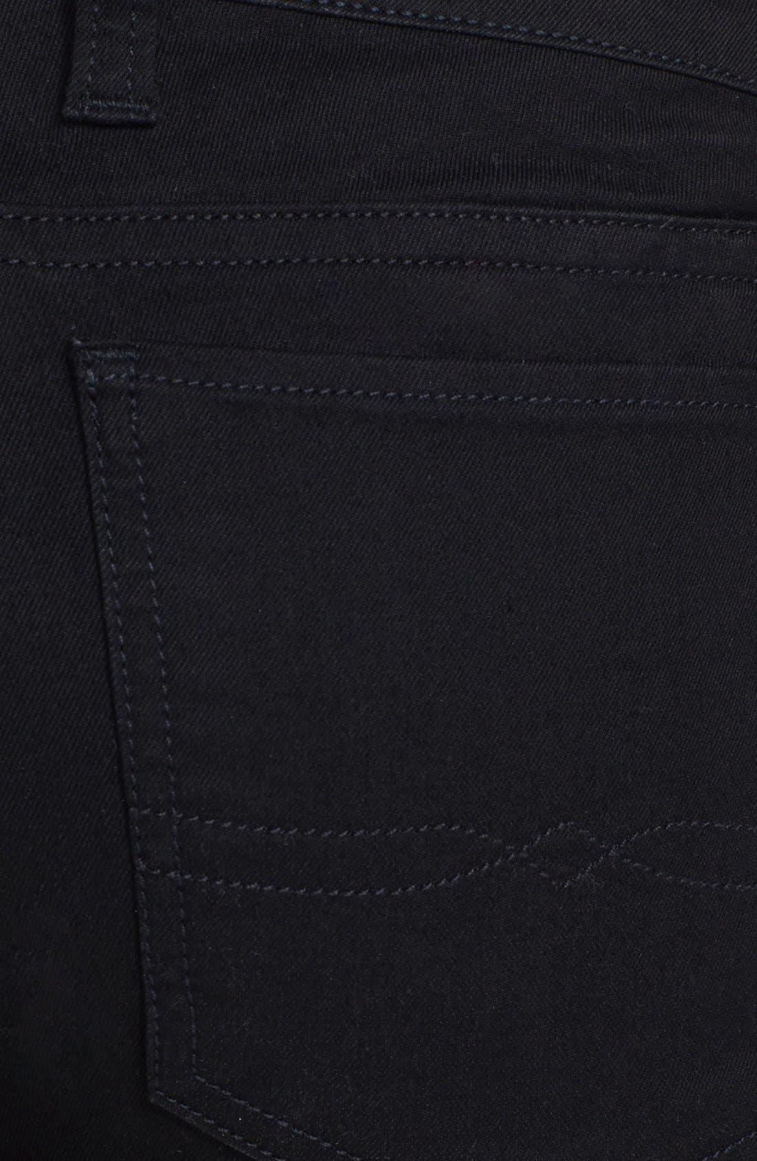 Alternate Image 2  - Lucky Brand 'Charlie - Moto' Super Skinny Jeans