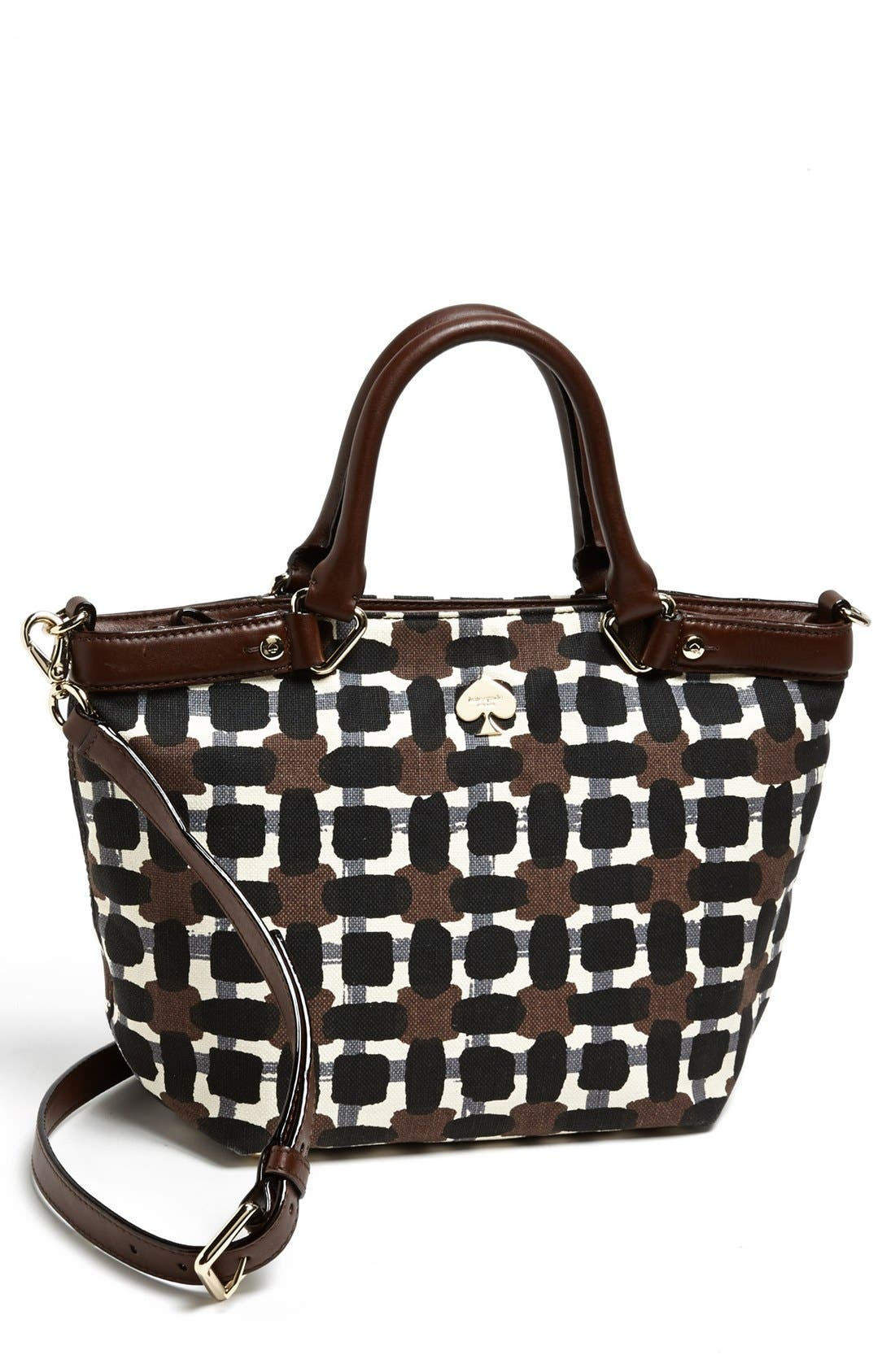 Alternate Image 1 Selected - kate spade new york 'hamilton heights - small canteen' tote