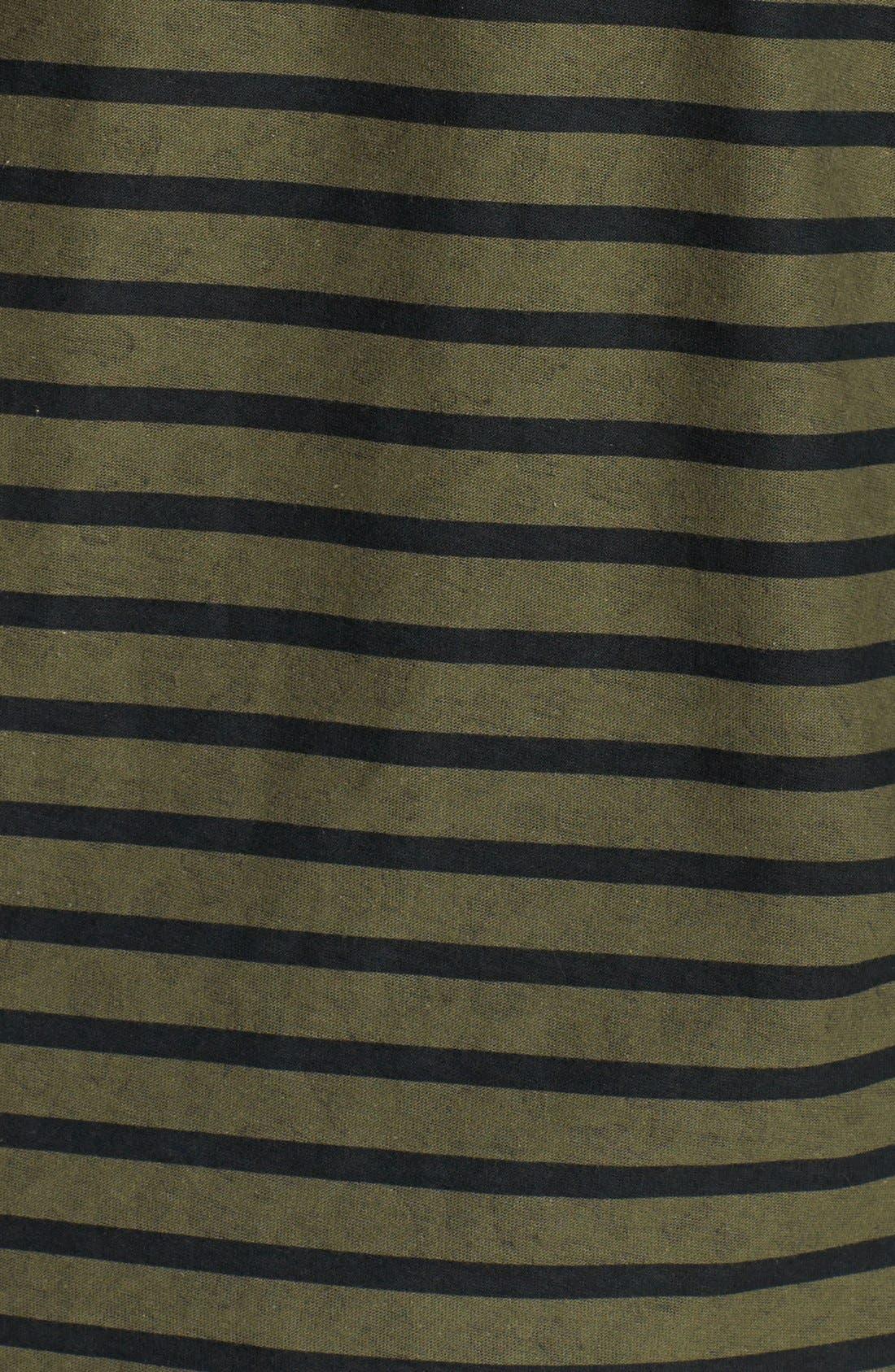 Alternate Image 3  - Jessica Simpson 'Walker' Reversible Tee (Plus Size)