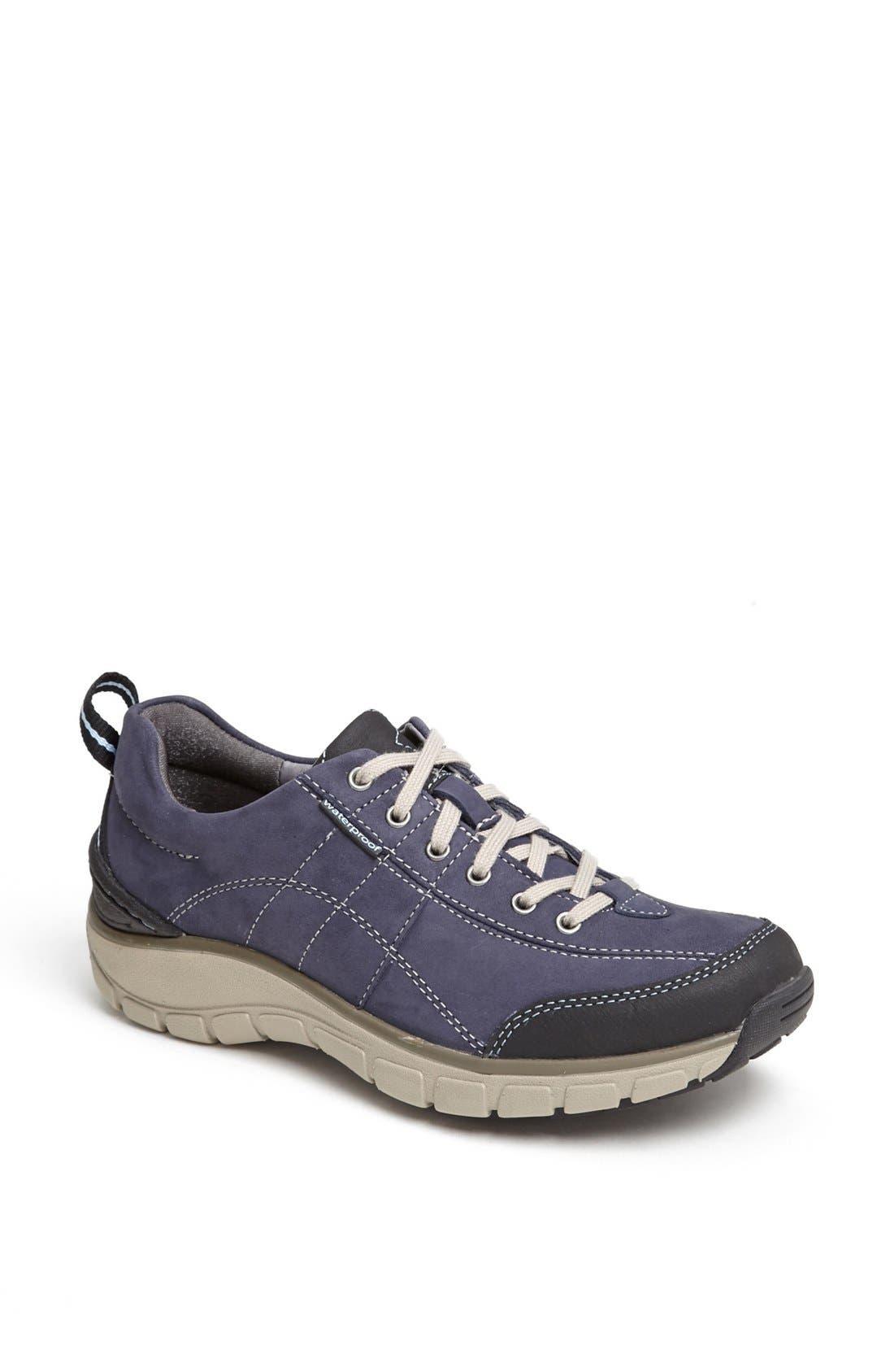 Alternate Image 1 Selected - Clarks® 'Wave Trek' Waterproof Sneaker