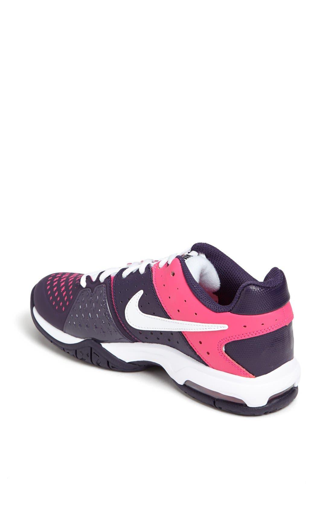 Alternate Image 2  - Nike 'Air Cage Advantage' Tennis Shoe (Women)