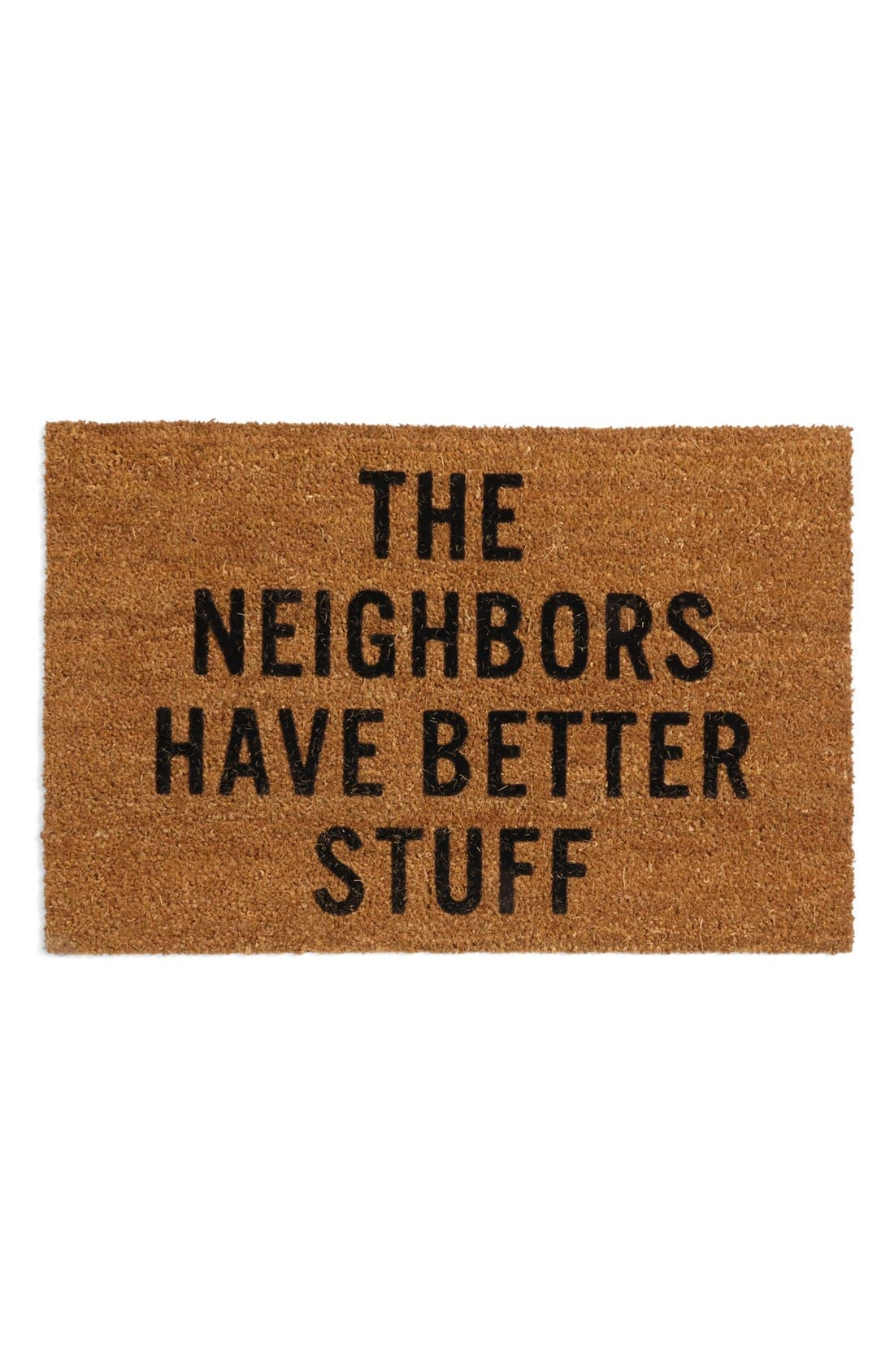 Reed Wilson Design Neighbors Doormat